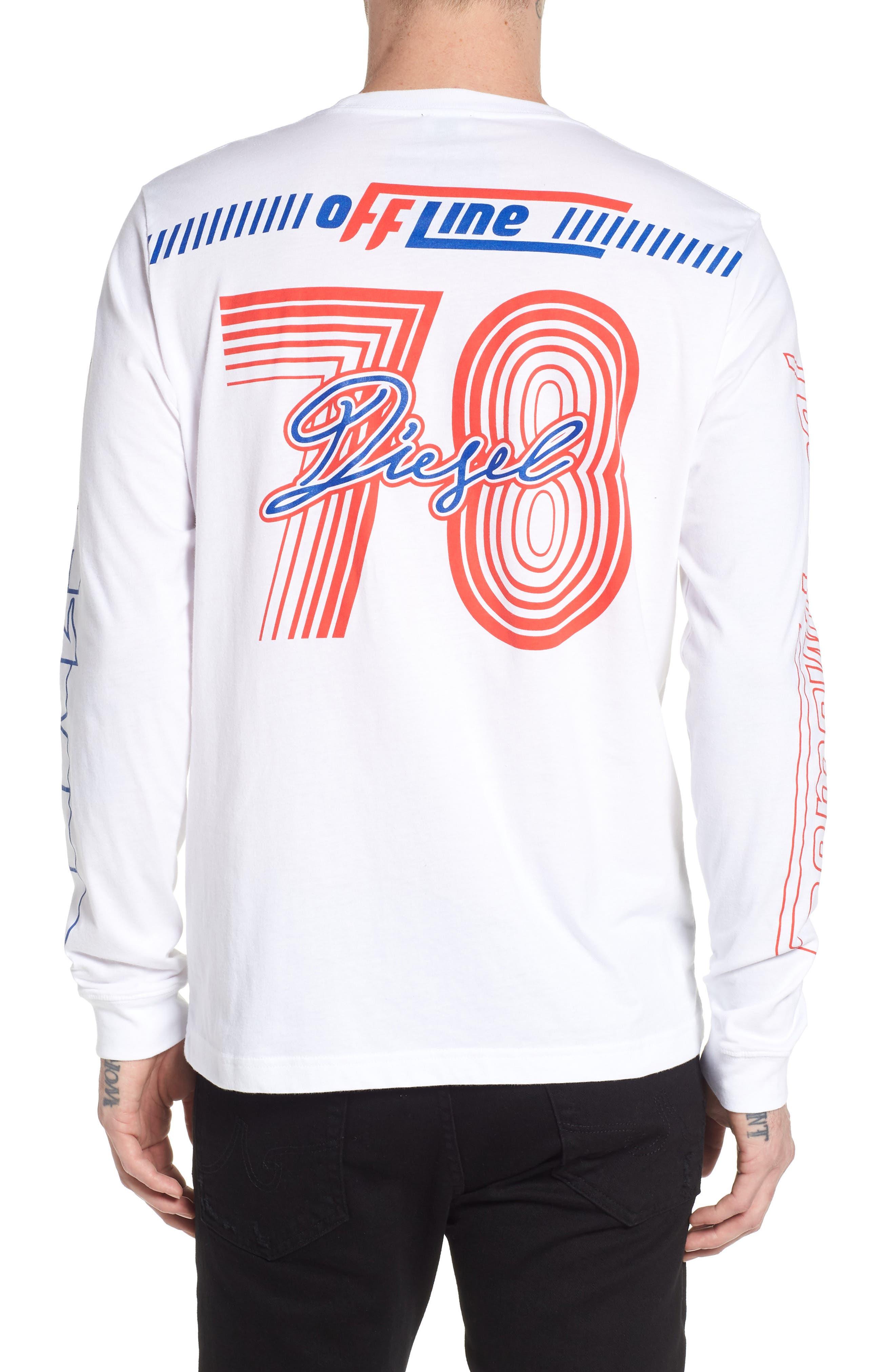 T-Joe T-Shirt,                             Alternate thumbnail 2, color,                             White