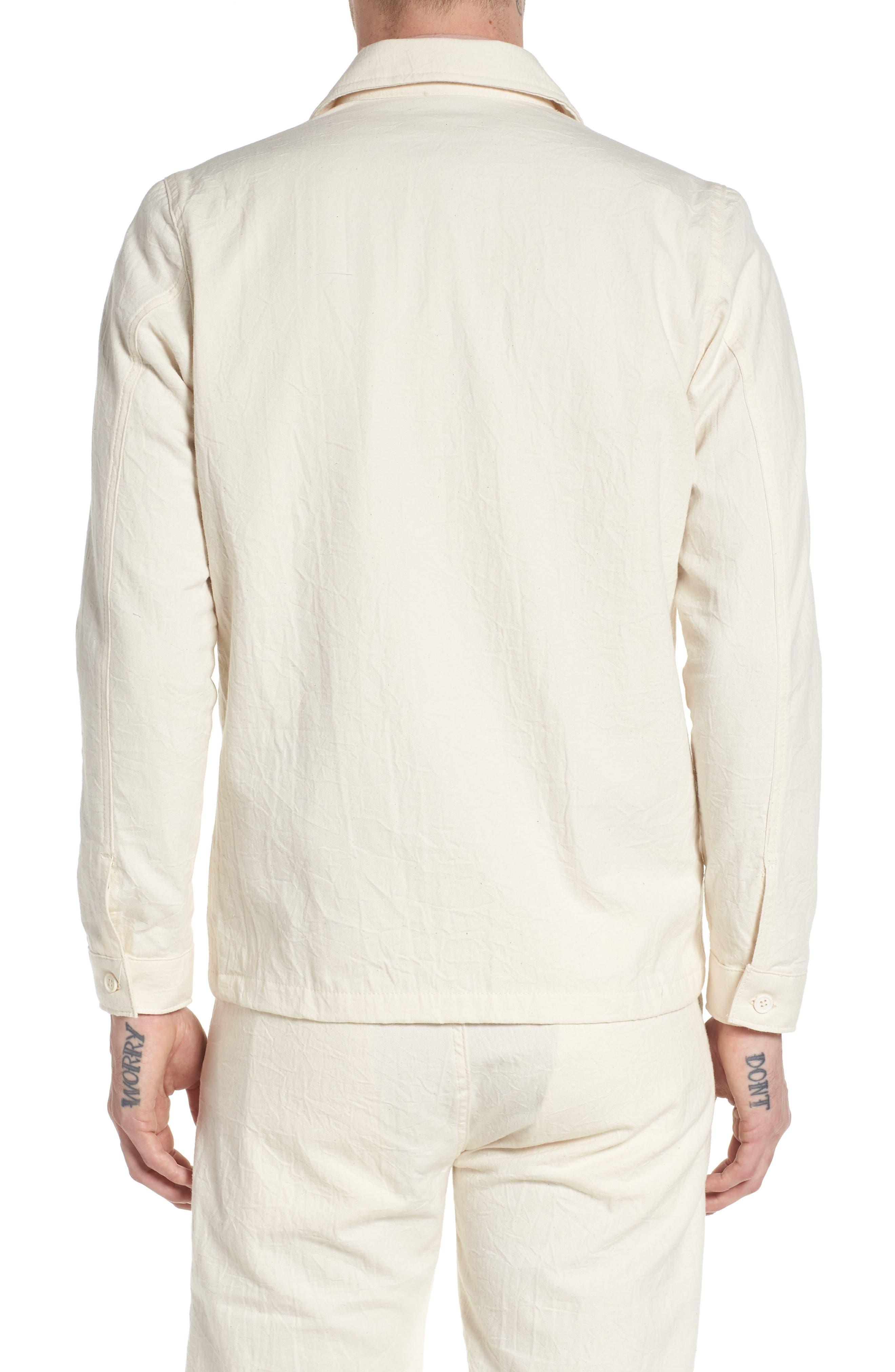 Work Shirt,                             Alternate thumbnail 2, color,                             White