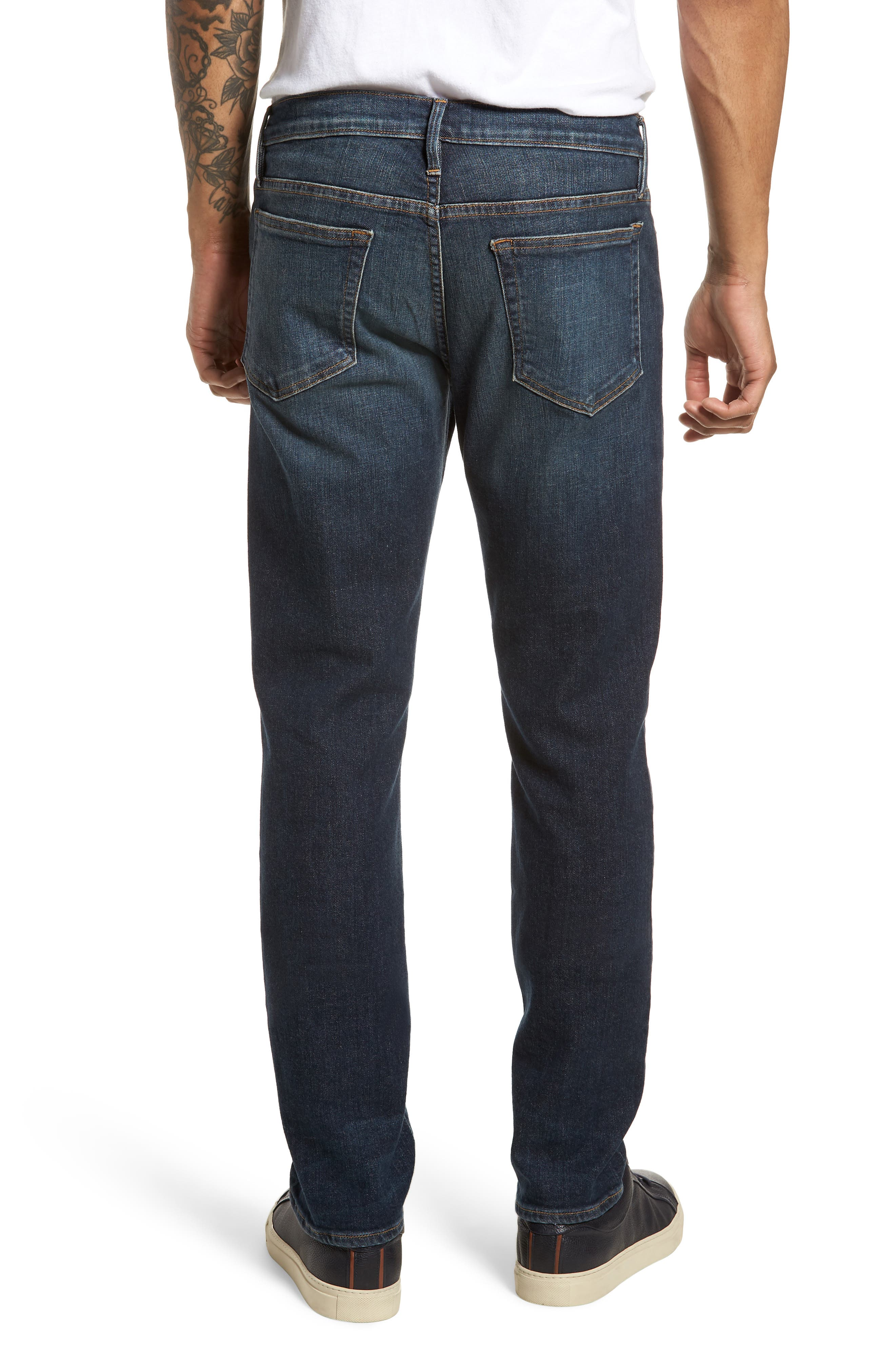 L'Homme Slim Fit Jeans,                             Alternate thumbnail 2, color,                             Joshua Tree