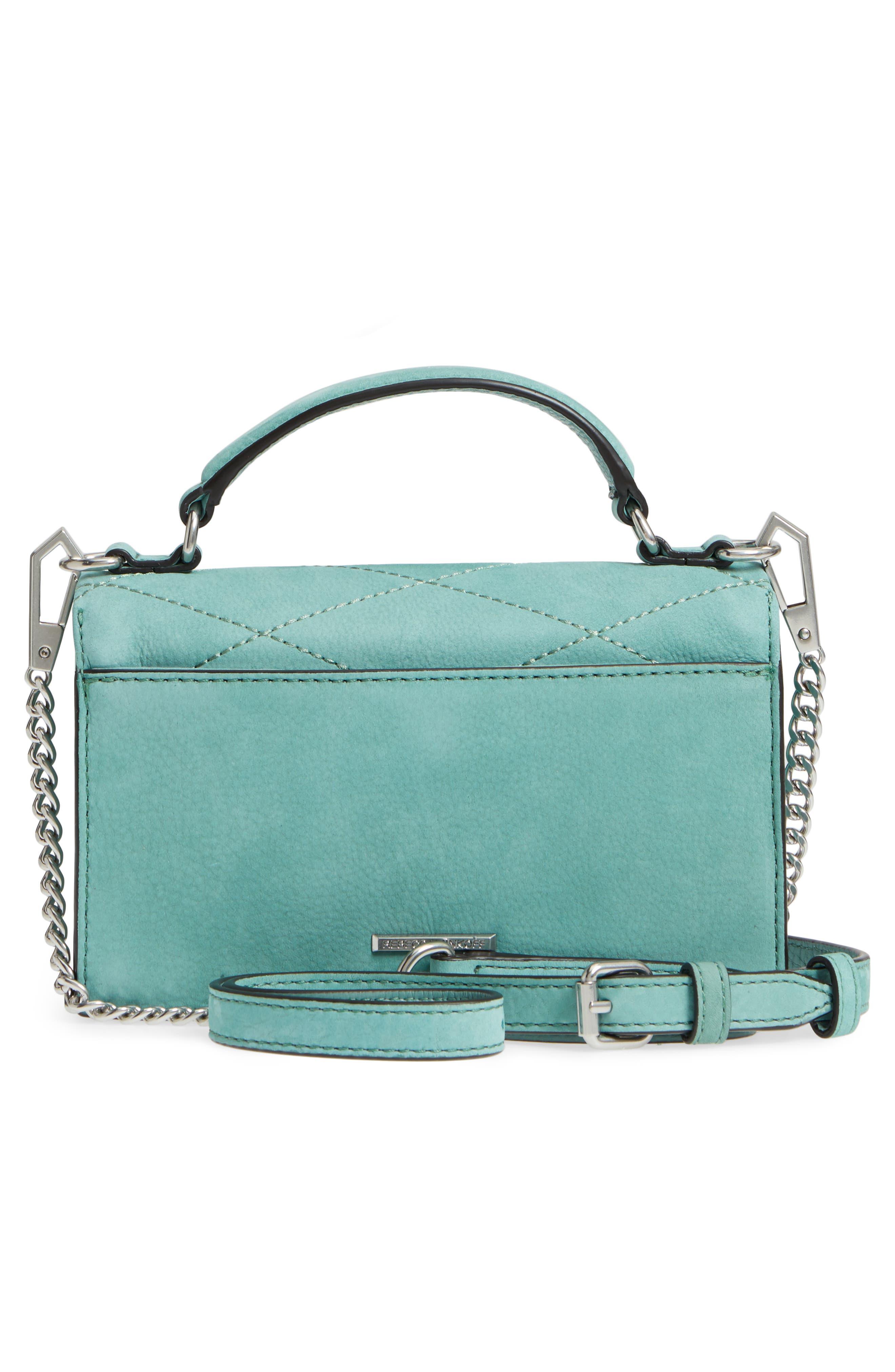 Alternate Image 3  - Rebecca Minkoff Small Je T'aime Leather Crossbody Bag