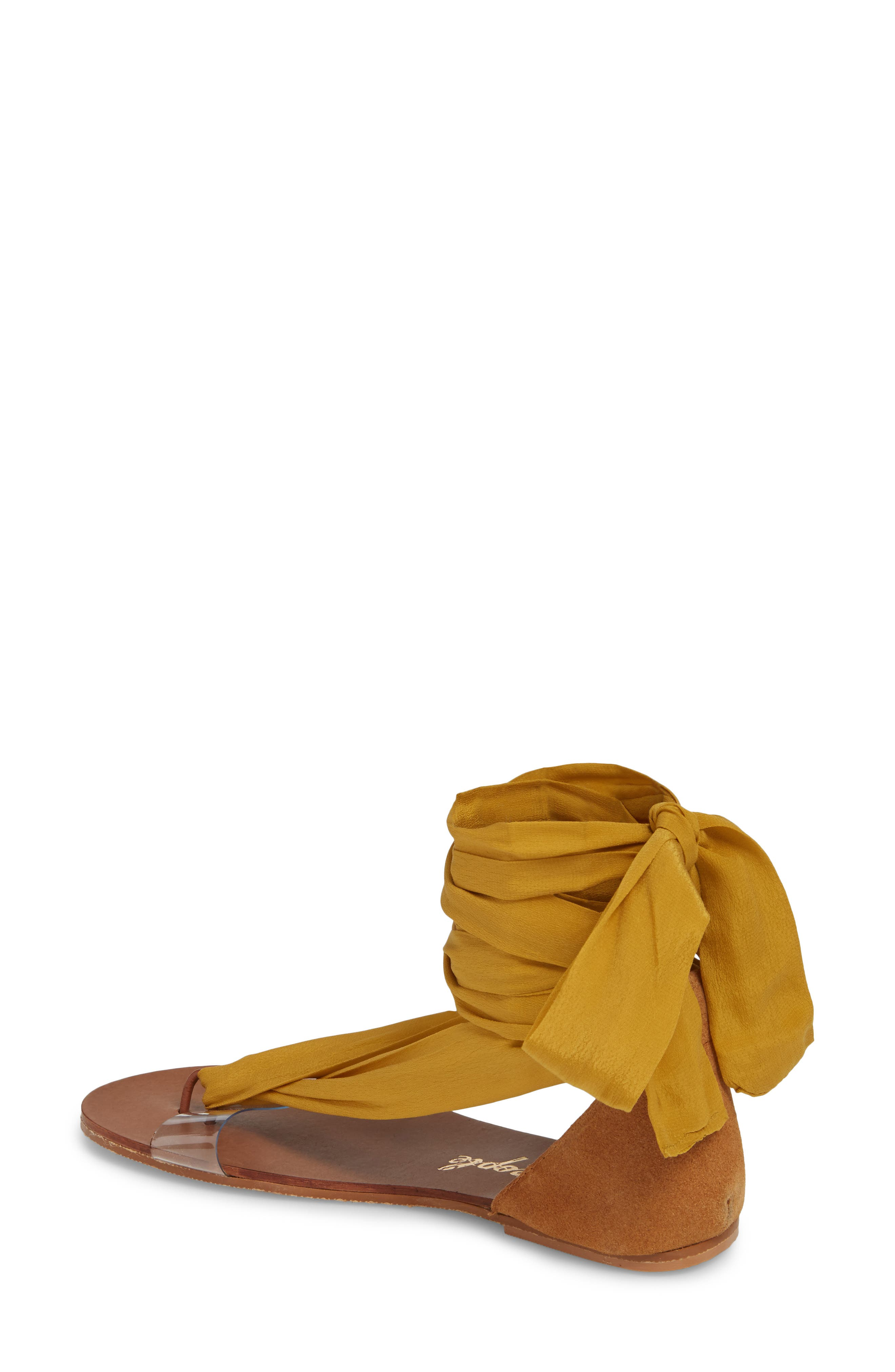 Alternate Image 2  - Free People Barcelona Wrap Sandal (Women)