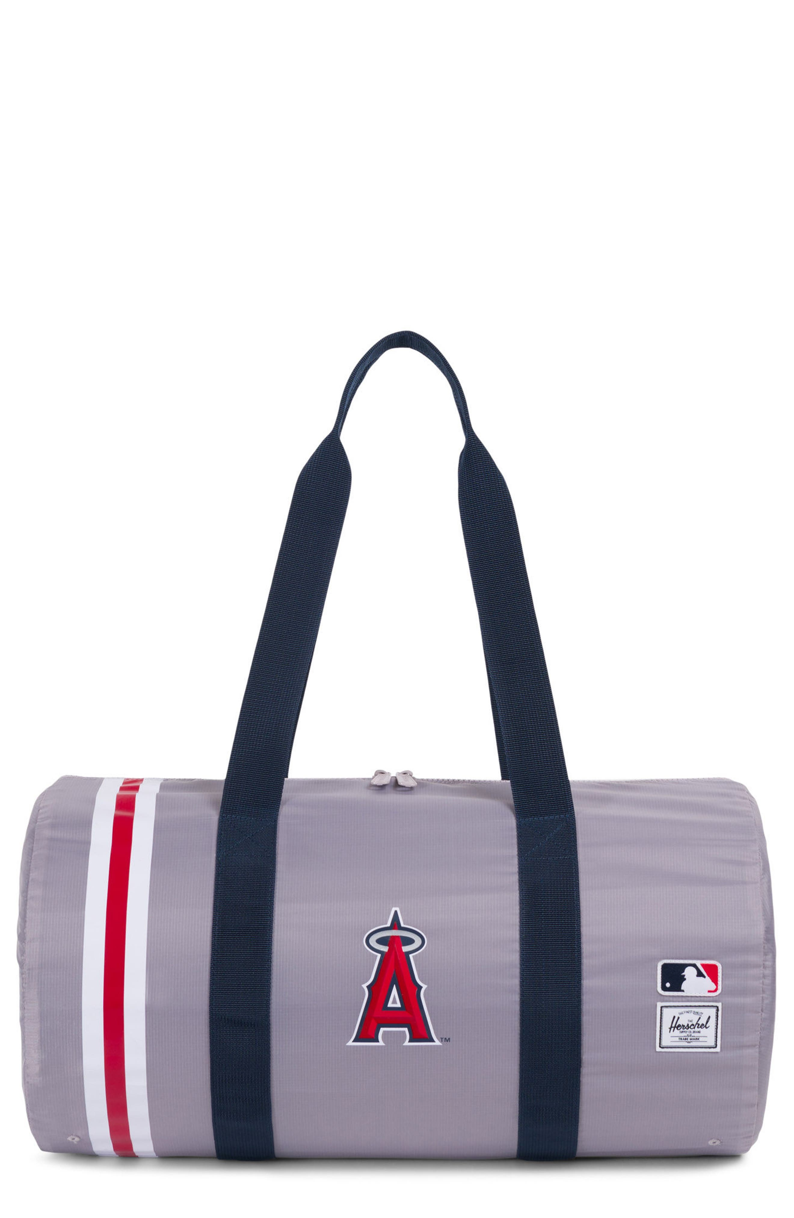 11bb48e3c3ad Herschel Supply Co. Packable - Mlb American League Duffel Bag - Blue In Los  Angeles