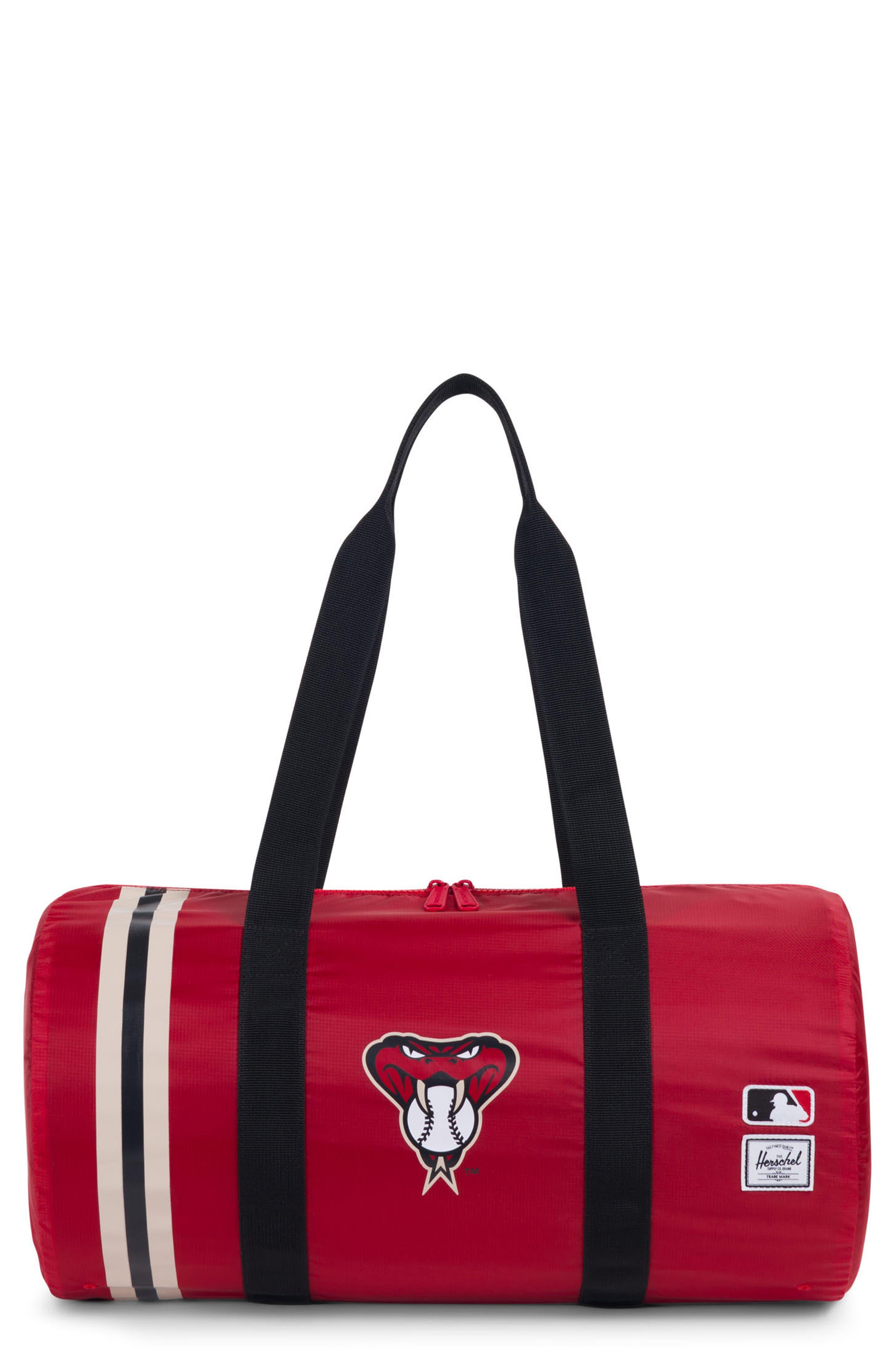 Herschel Supply Co. Packable - MLB National League Duffel Bag