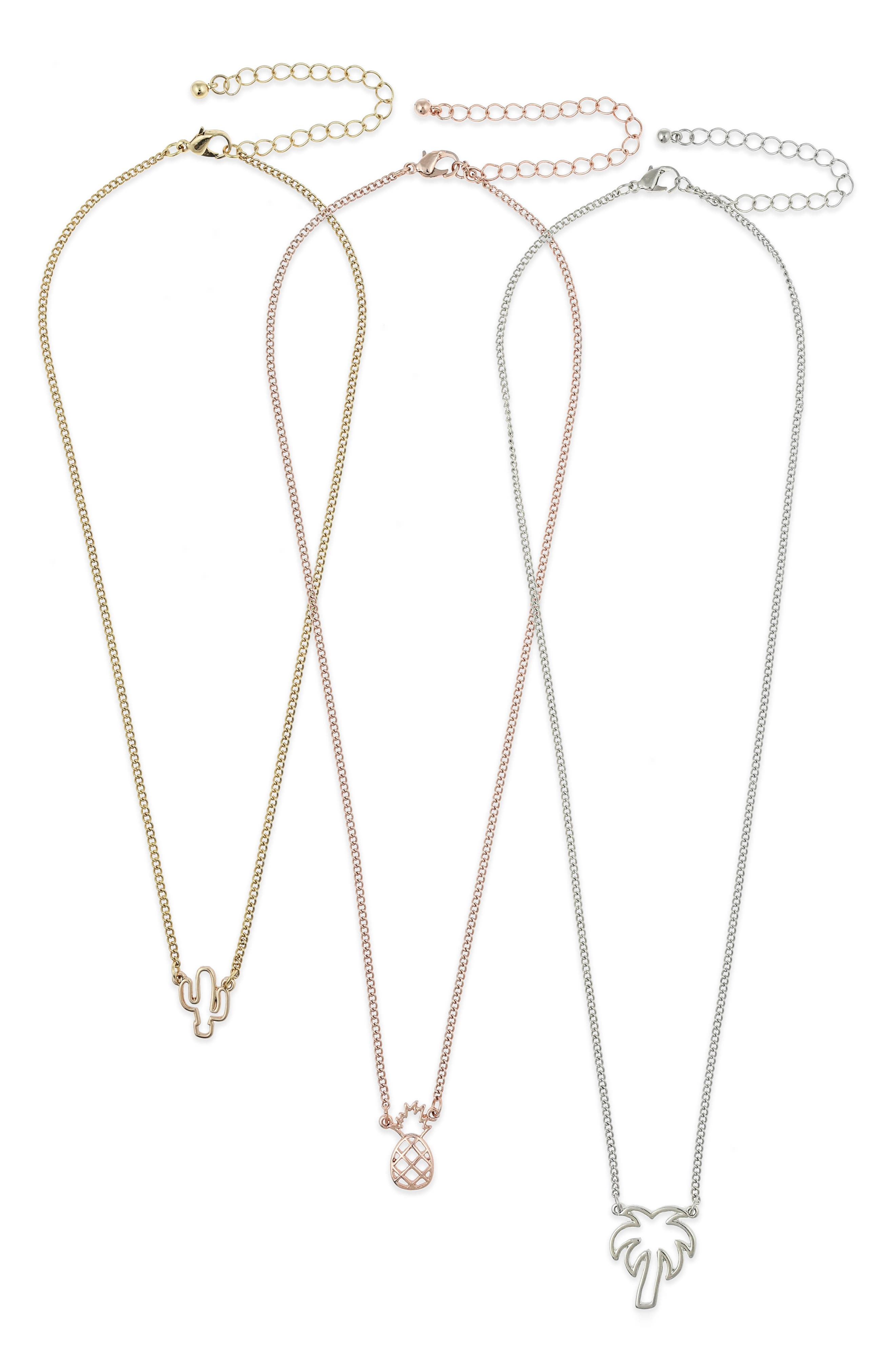 Girls' Necklaces Jewelry: Bracelets, Charms & Necklaces