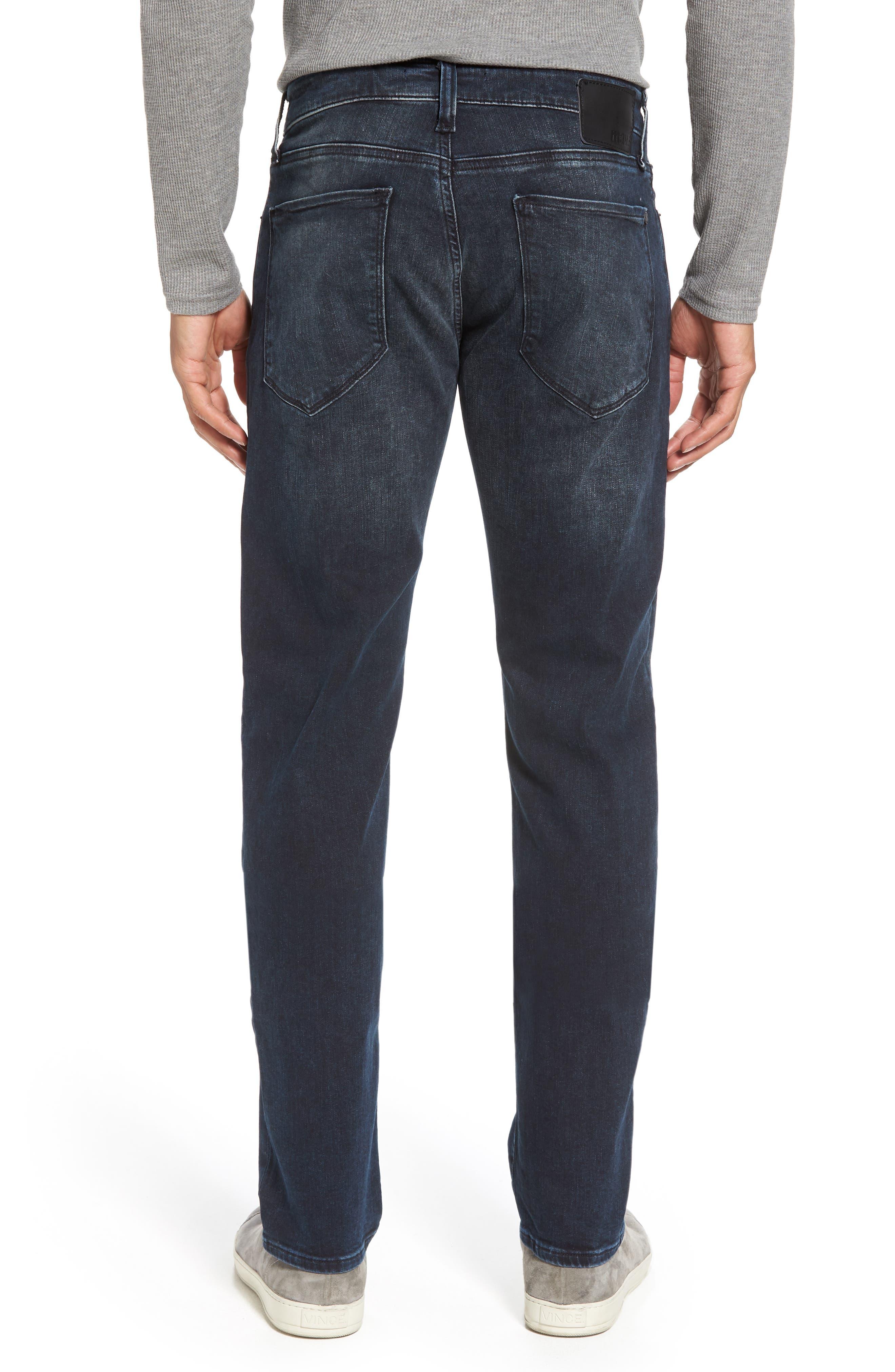 Jake Slim Fit Jeans,                             Alternate thumbnail 2, color,                             Ink Used Authentic Vintage