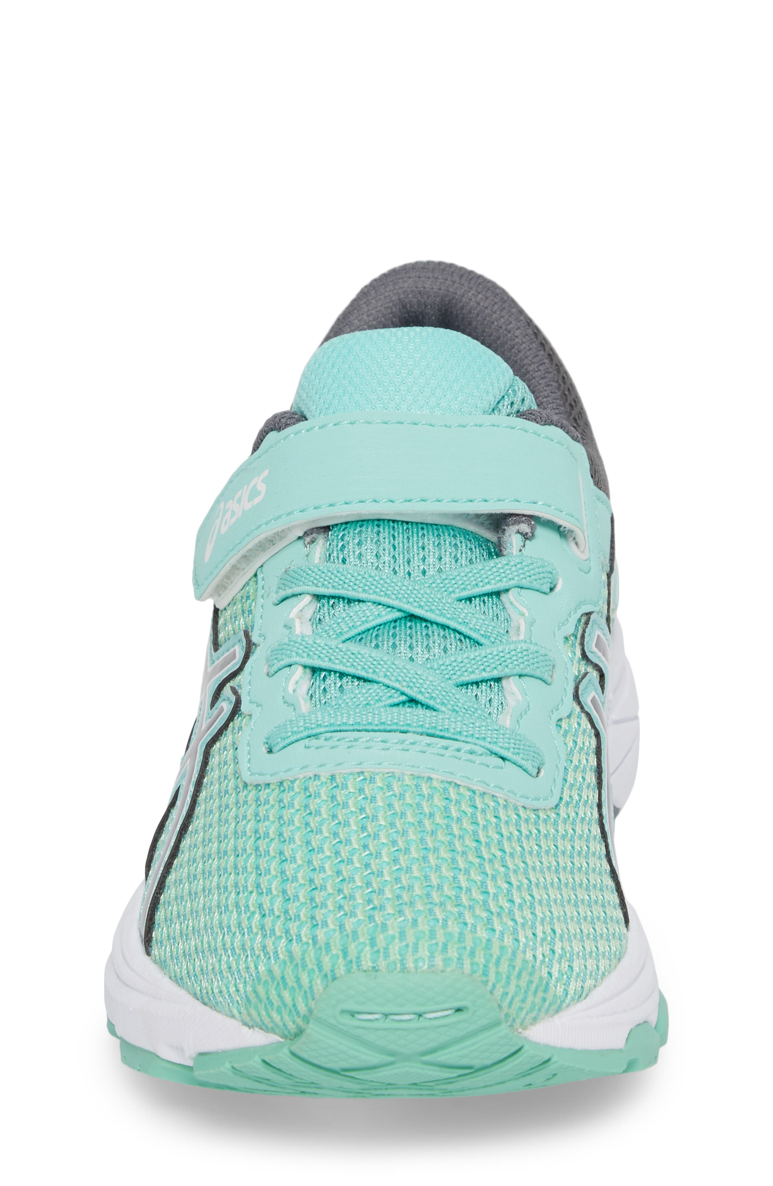 Asics GT-1000<sup>™</sup> 6 PS Sneaker,                             Alternate thumbnail 4, color,                             Carbon/ Opal Green