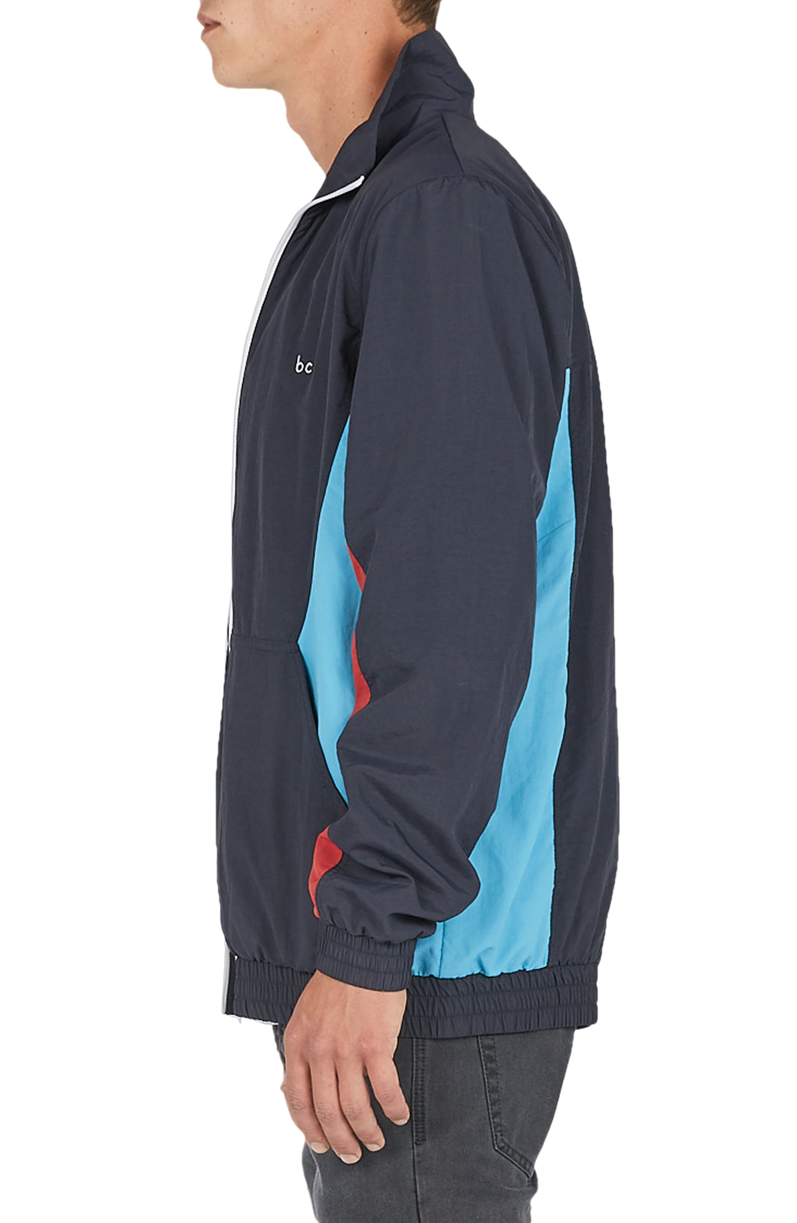 B. Quick Track Jacket,                             Alternate thumbnail 3, color,                             Navy Sport
