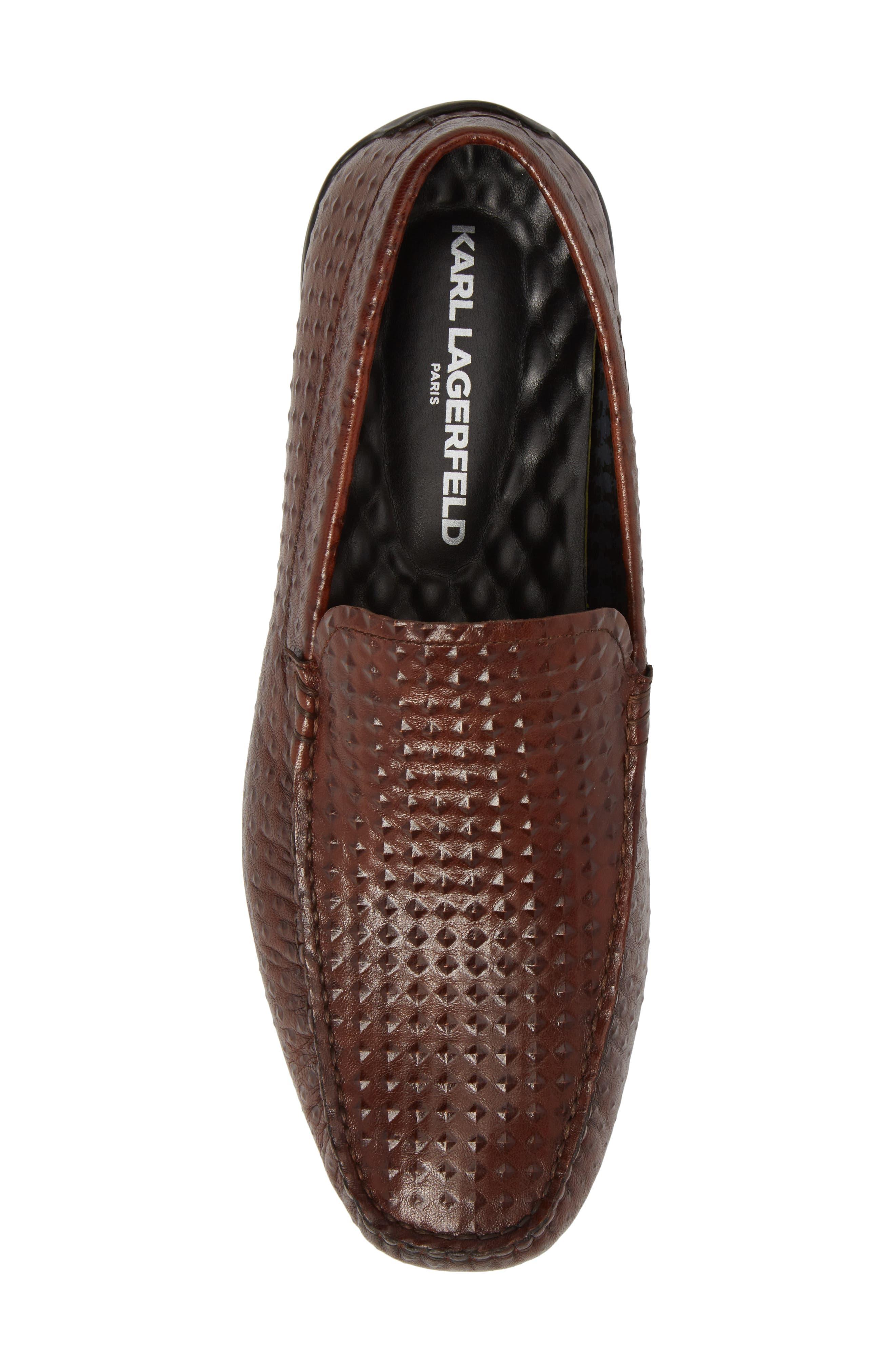 Driving Shoe,                             Alternate thumbnail 5, color,                             Cognac