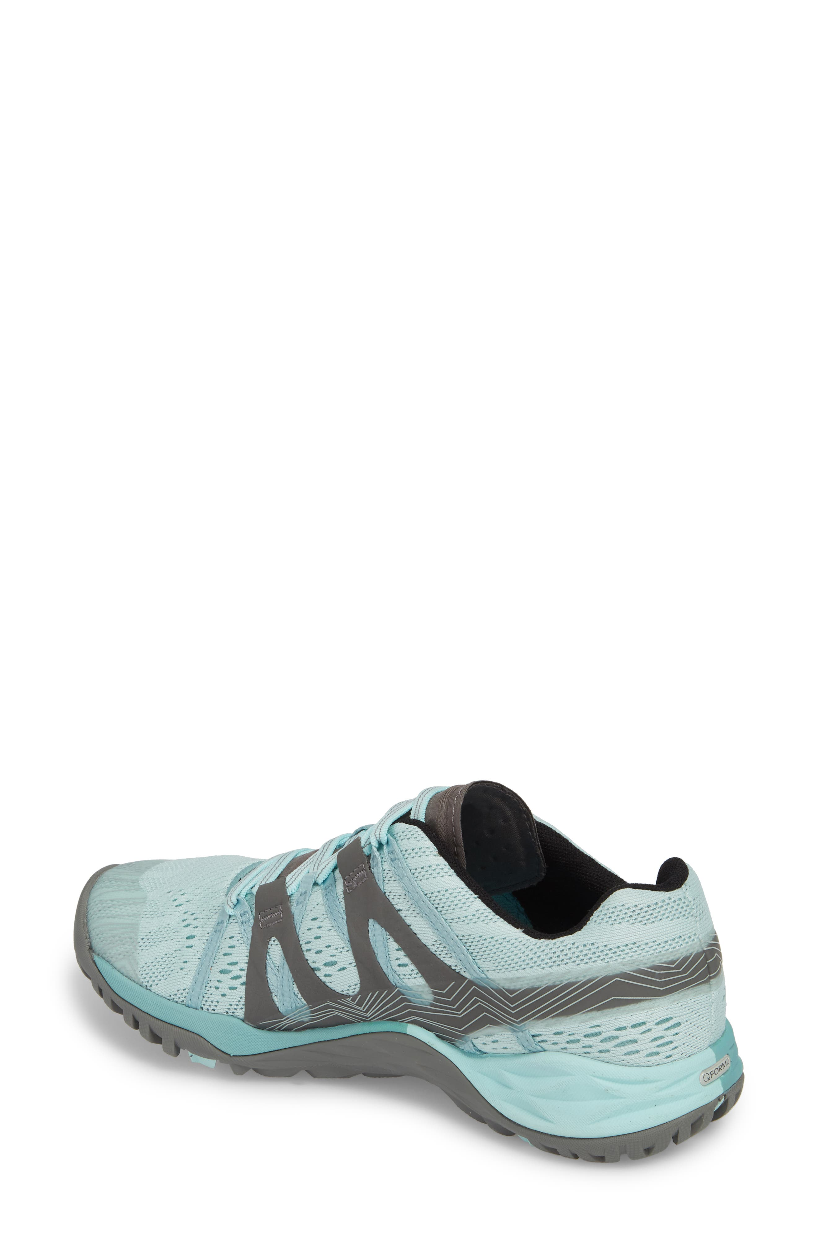 Siren Hex Sneaker,                             Alternate thumbnail 2, color,                             Bleached Aqua