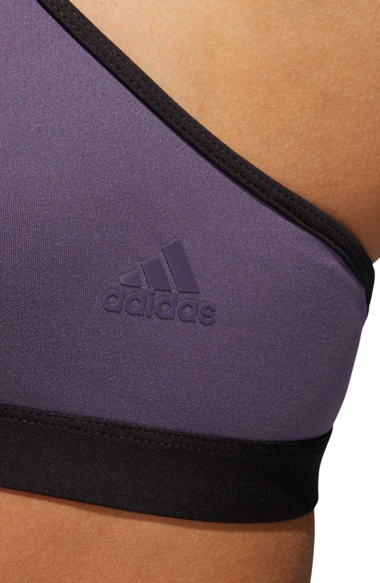 Alternate Image 6  - adidas 2-in-1 Impact Sports Bra