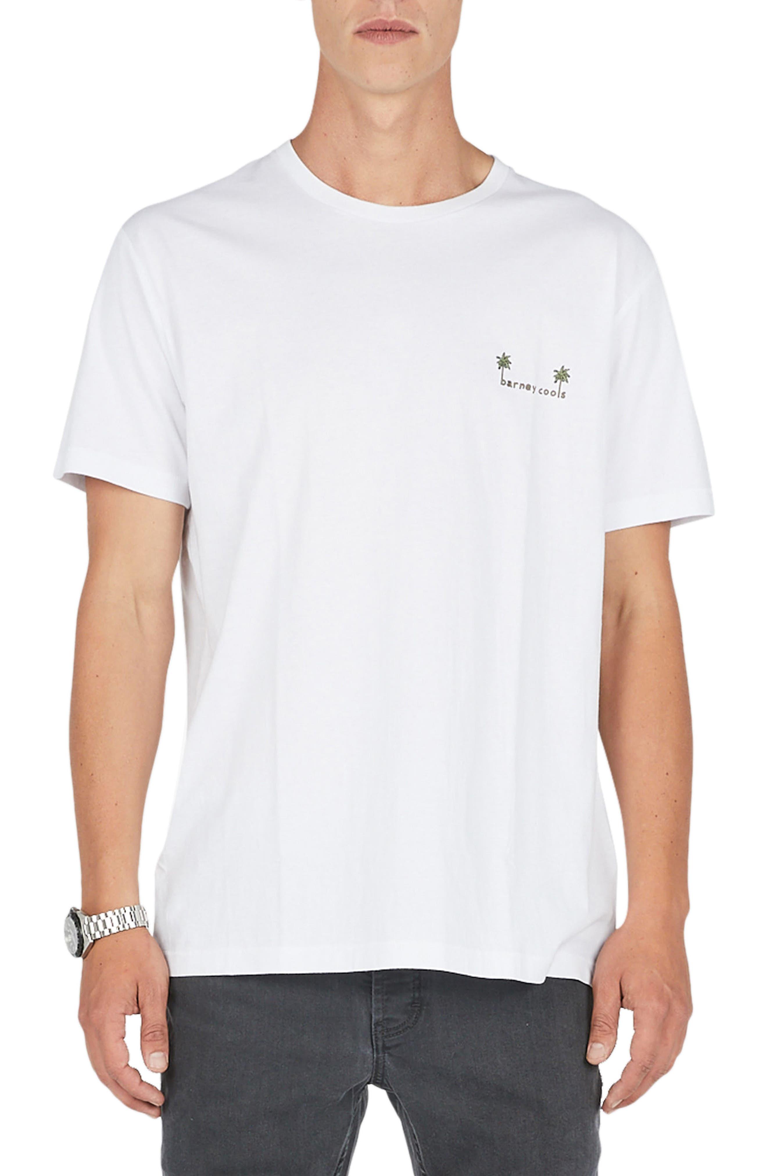 Life's Tough T-Shirt,                             Main thumbnail 1, color,                             White