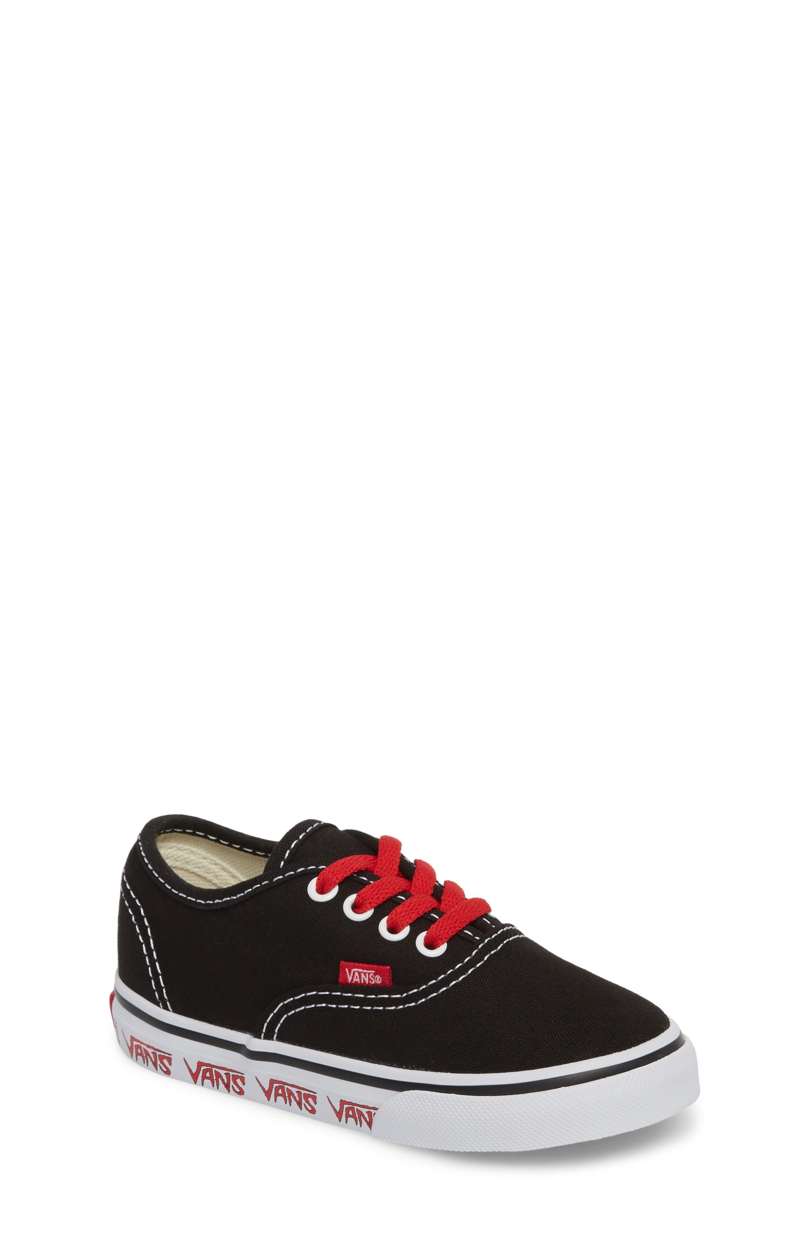 Vans Authentic Sketch Sneaker (Baby, Walker, Toddler, Little Kid & Big Kid)