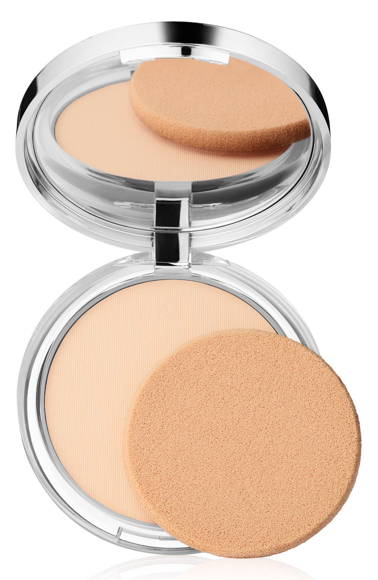 Stay-Matte Sheer Pressed Powder Oil-Free,                             Main thumbnail 1, color,                             Stay Buff