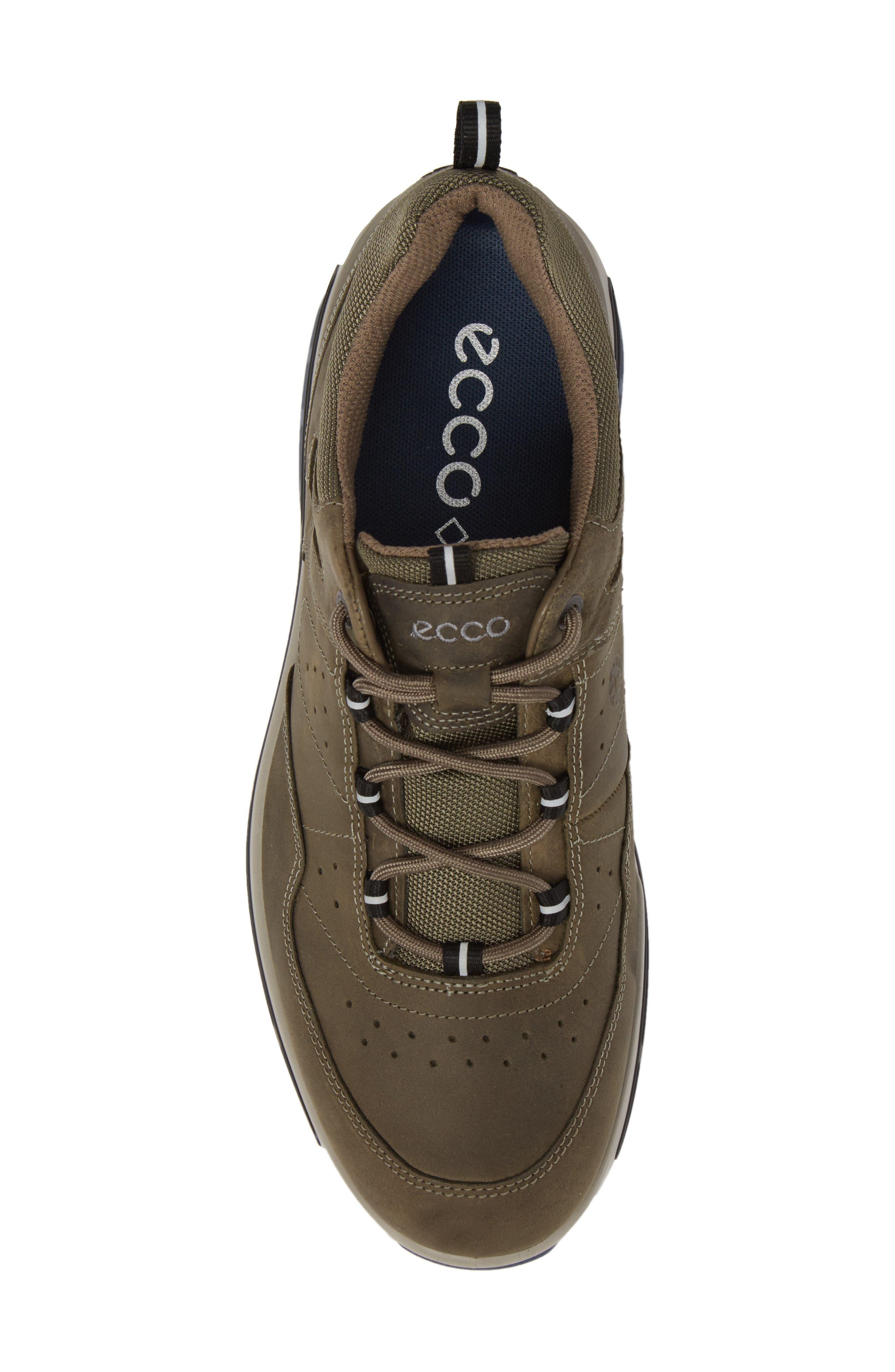 Cool Walk Gore-Tex<sup>®</sup> Sneaker,                             Alternate thumbnail 5, color,                             Tarmac Leather
