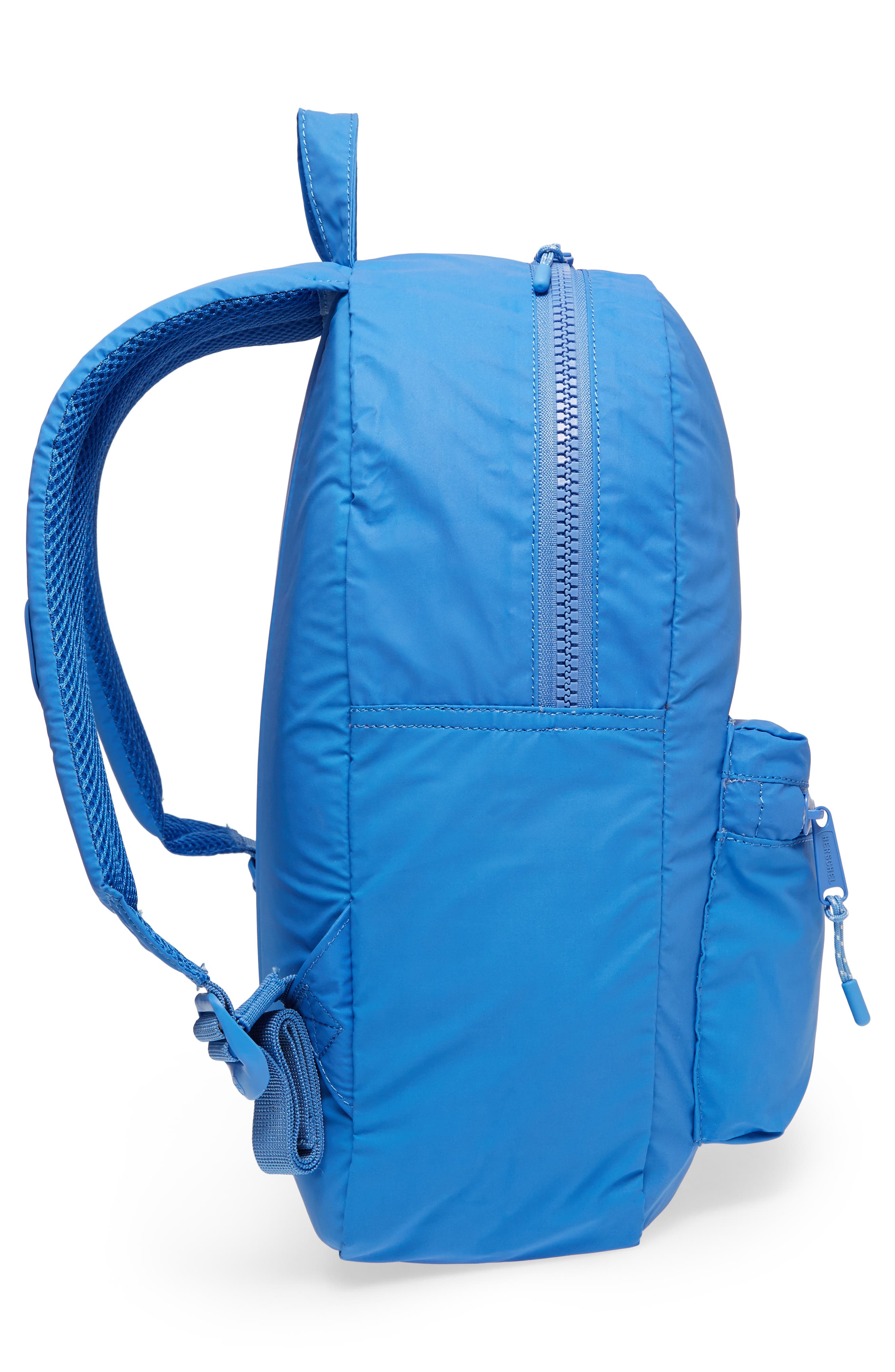 Heritage Backpack,                             Alternate thumbnail 3, color,                             Blue Reflective Rubber