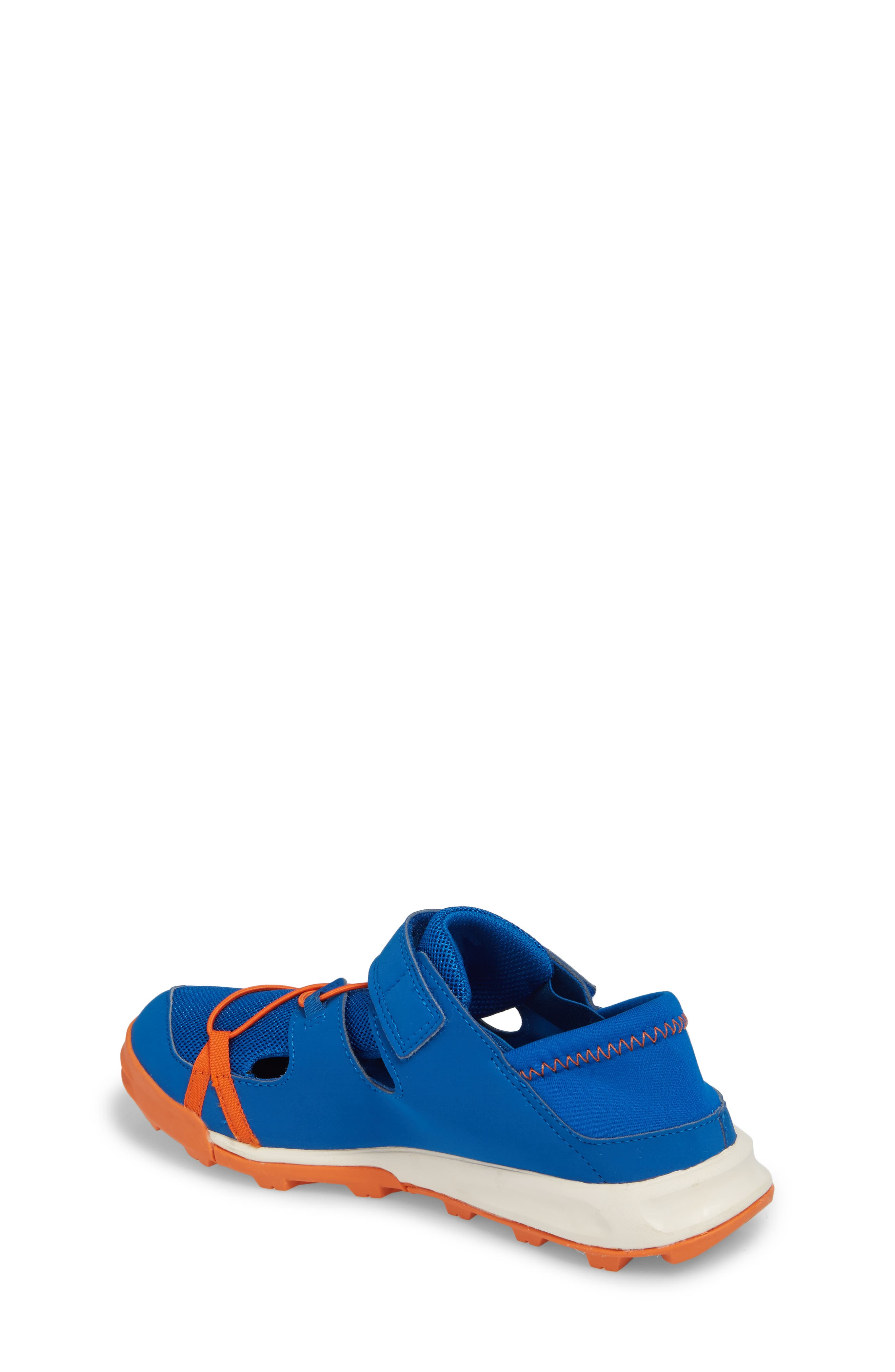 Terrex Tivid Sneaker,                             Alternate thumbnail 2, color,                             Blue/ Orange/ Chalk White