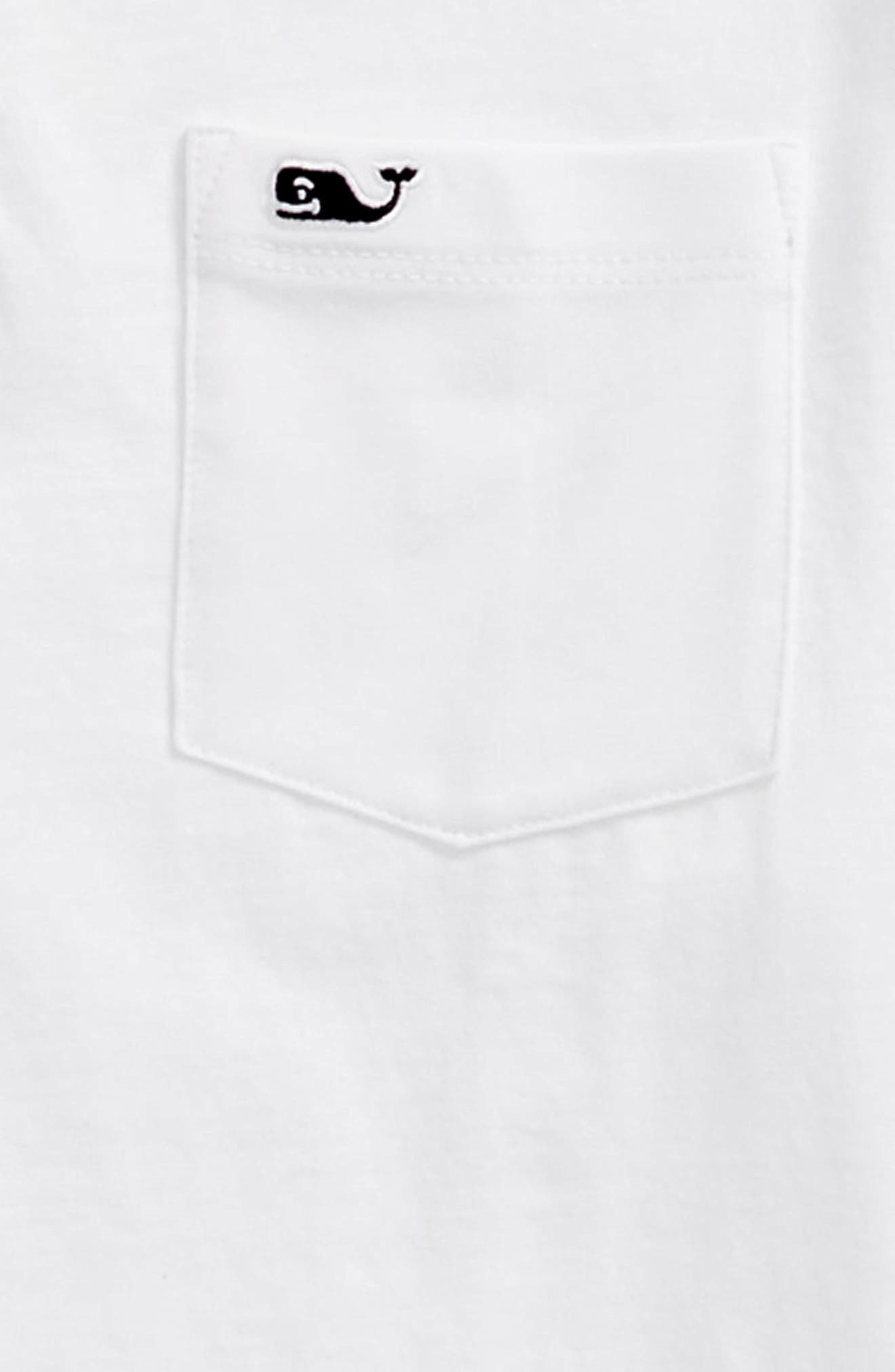 Pima Cotton Jersey Polo,                             Alternate thumbnail 2, color,                             White Cap