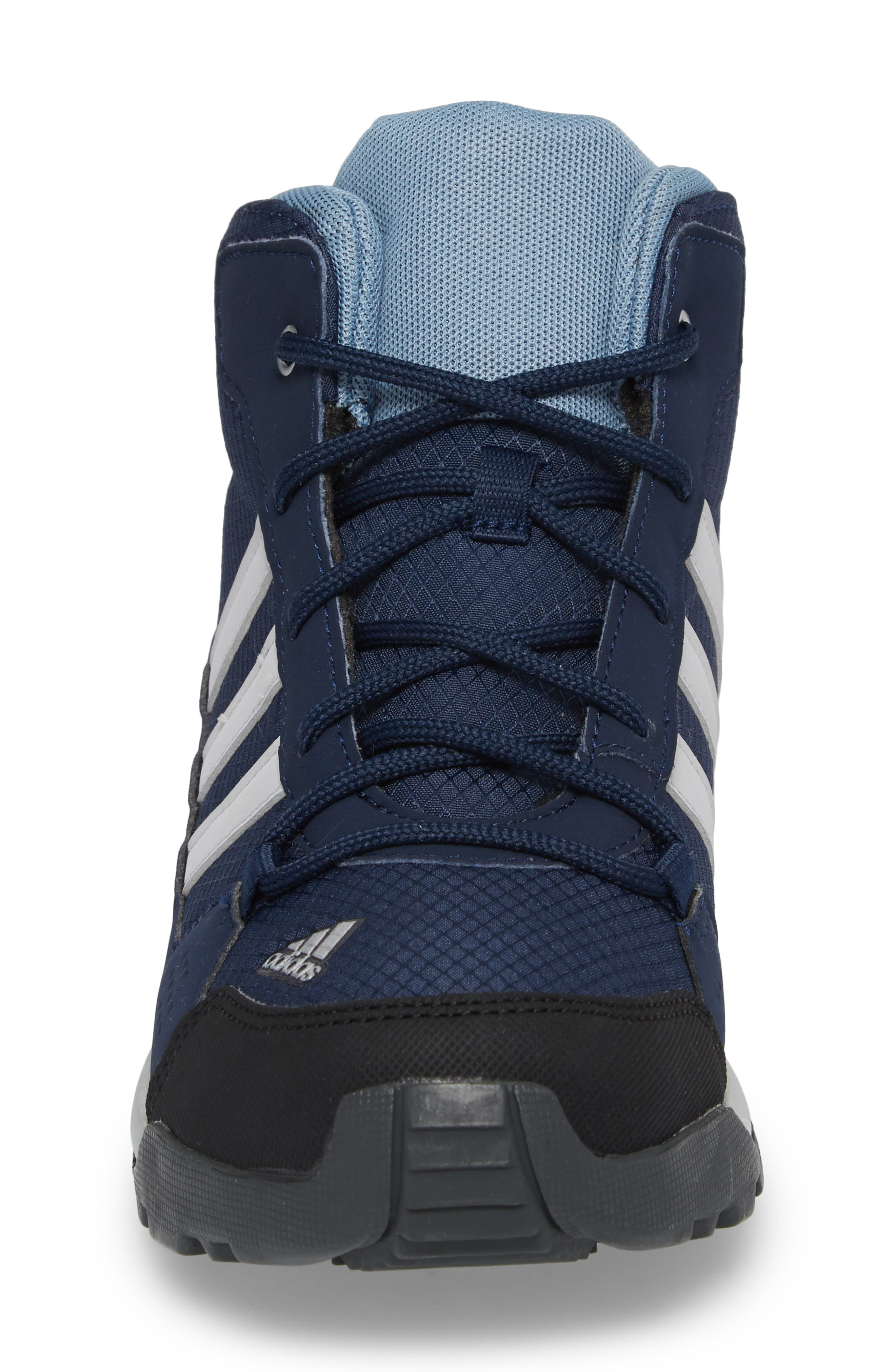 'Hyperhiker' Midi Boot,                             Alternate thumbnail 4, color,                             Navy/ Grey Two/ Raw Grey