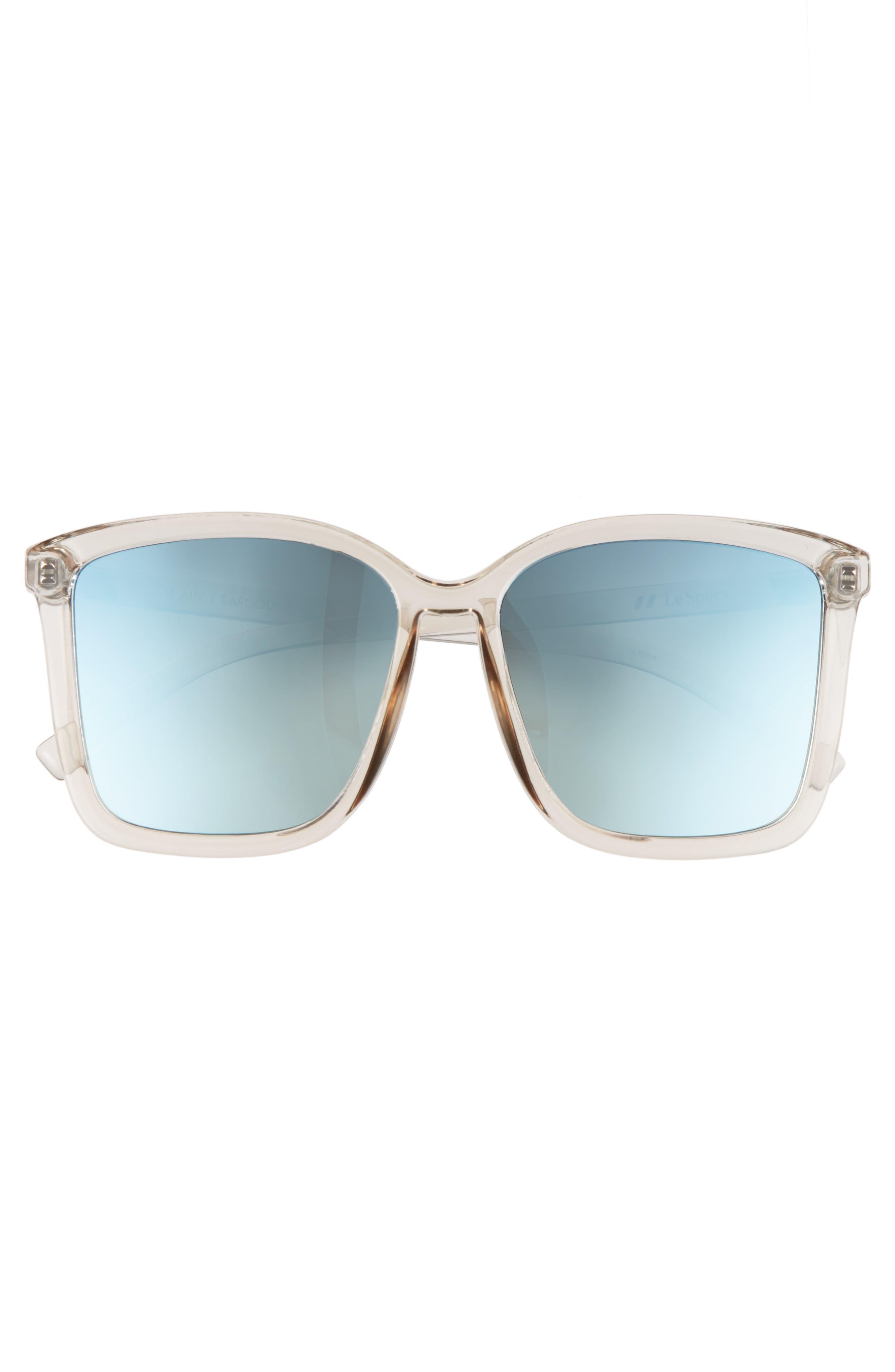 It Ain't Baroque 55mm Sunglasses,                             Alternate thumbnail 2, color,                             Shadow