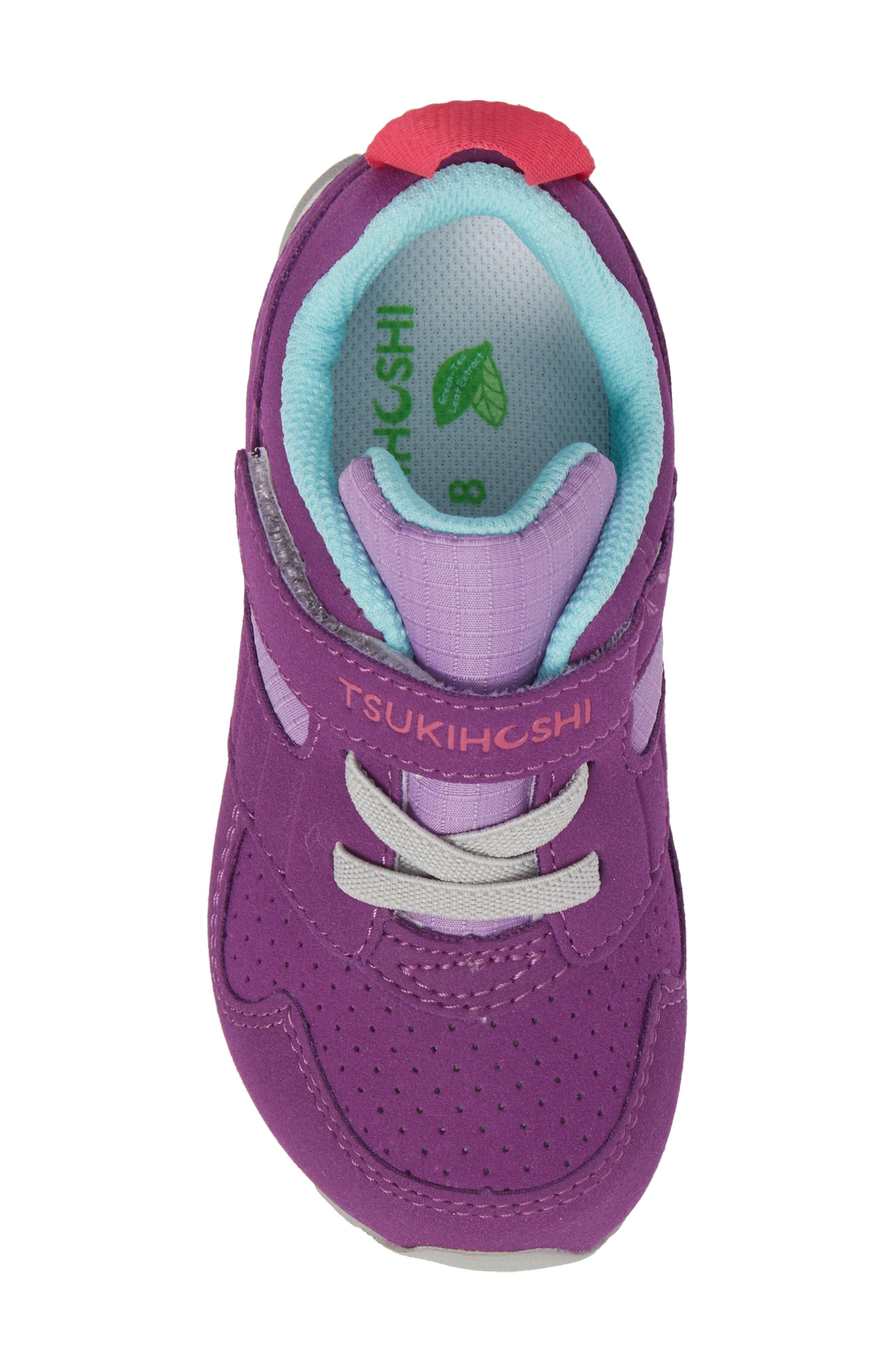 Alternate Image 5  - Tsukihoshi Racer Washable Sneaker (Walker, Toddler & Little Kid)