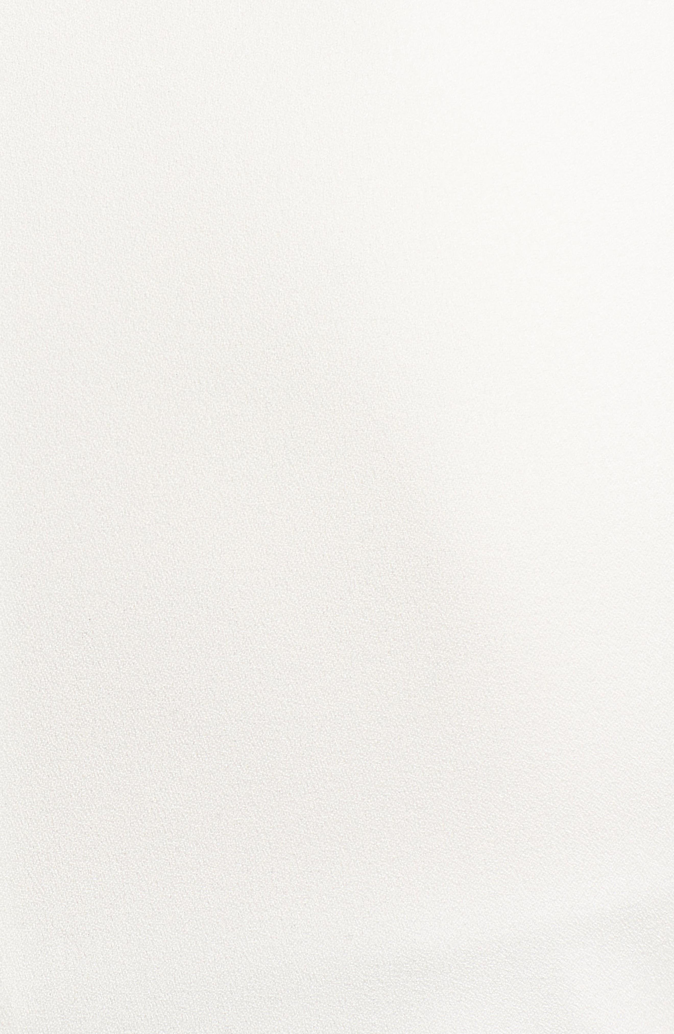 Surplice Jumpsuit,                             Alternate thumbnail 5, color,                             White
