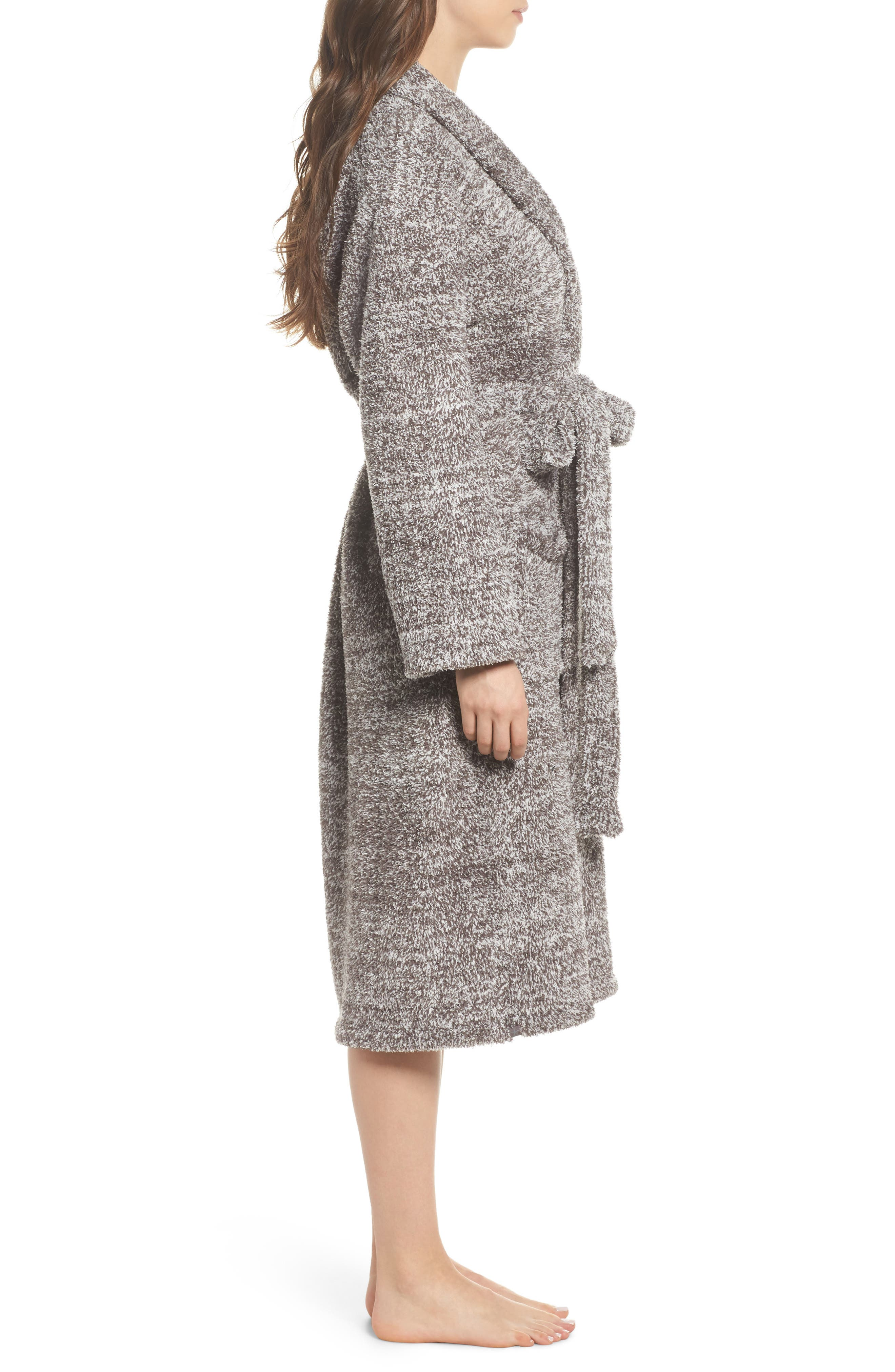Alternate Image 3  - Barefoot Dreams® CozyChic® Robe (Nordstrom Online Exclusive)