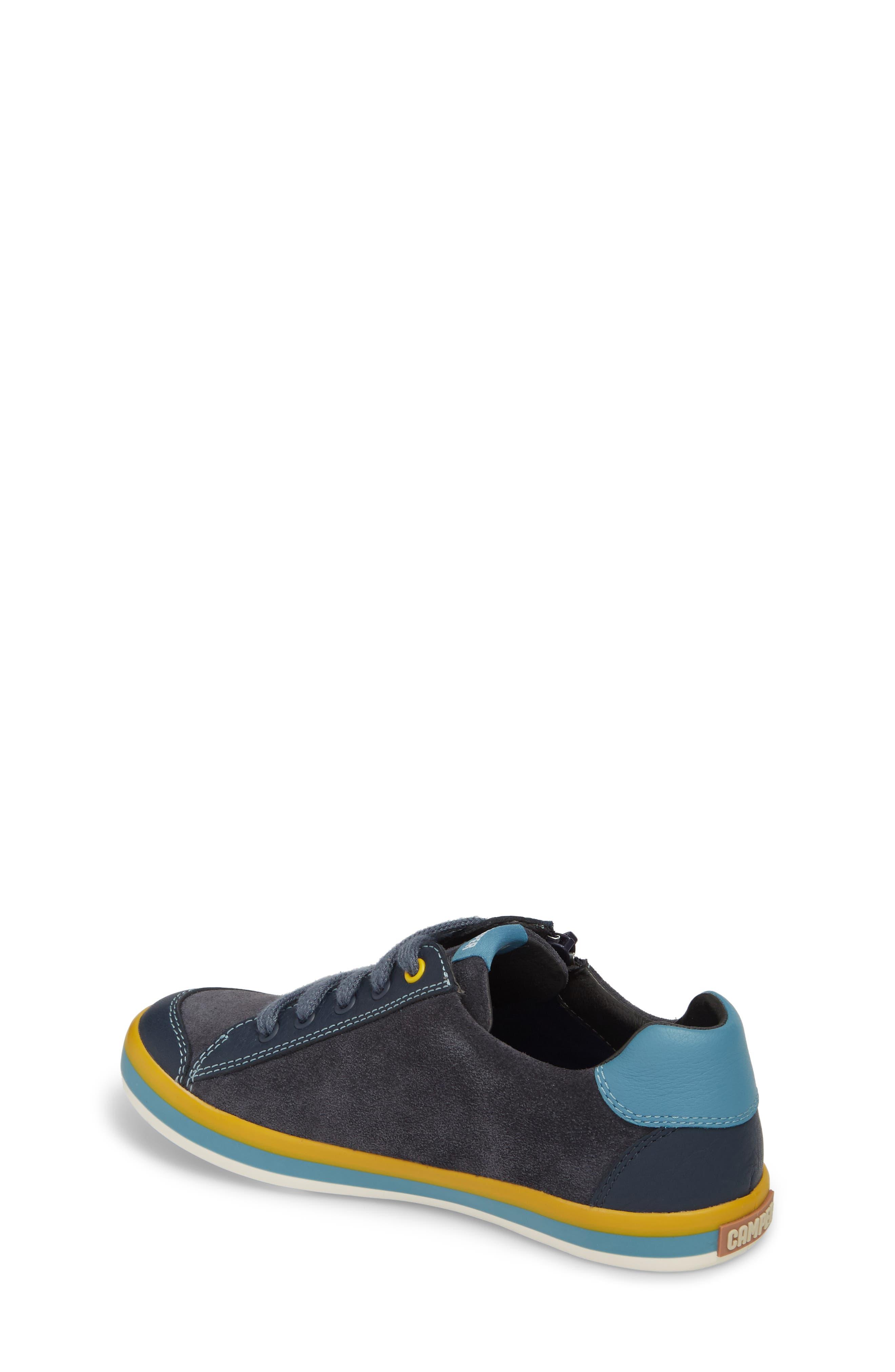 Pursuit Sneaker,                             Alternate thumbnail 2, color,                             Blue
