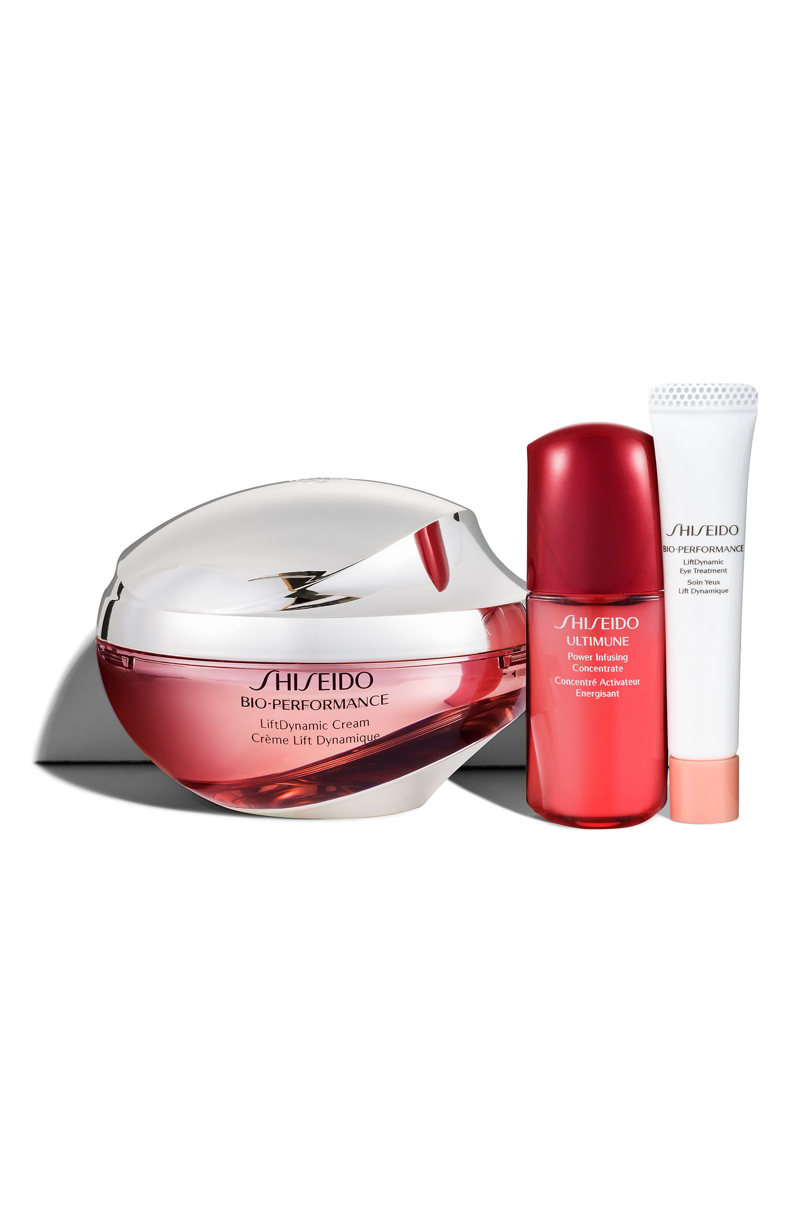 Main Image - Shiseido Power Up Your Lifted Look Set ($181 Value)