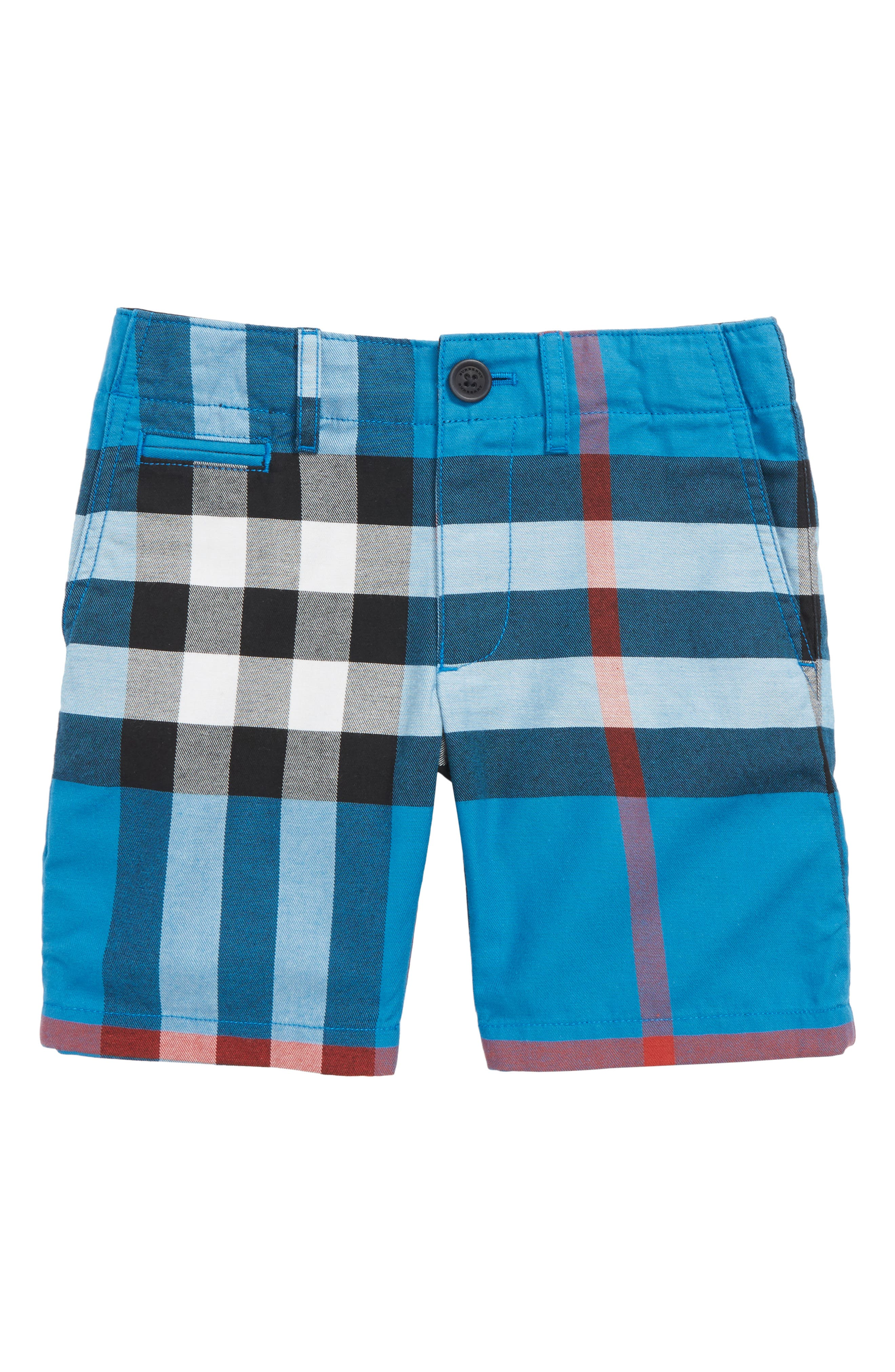 Burberry Tristen Check Shorts (Little Boys & Big Boys)