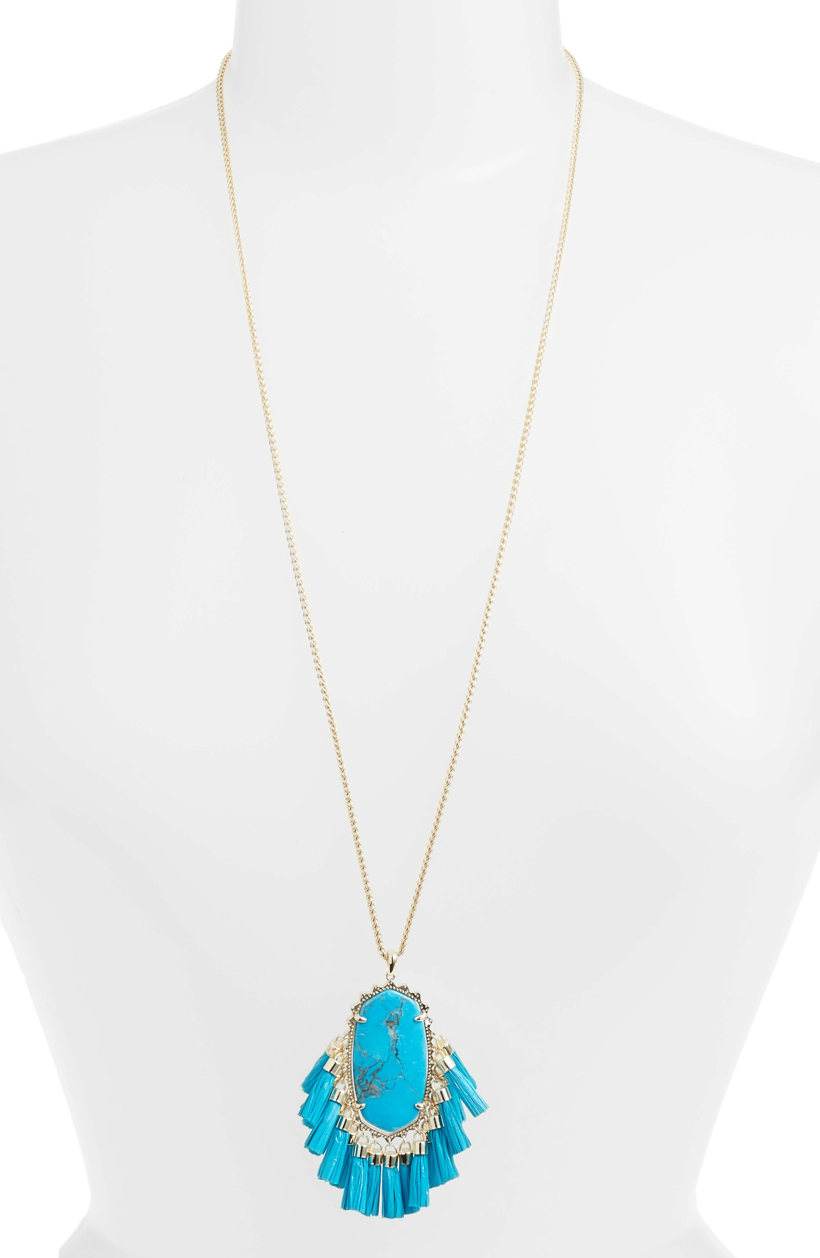 Alternate Image 1 Selected - Kendra Scott Betsy Pendant Necklace