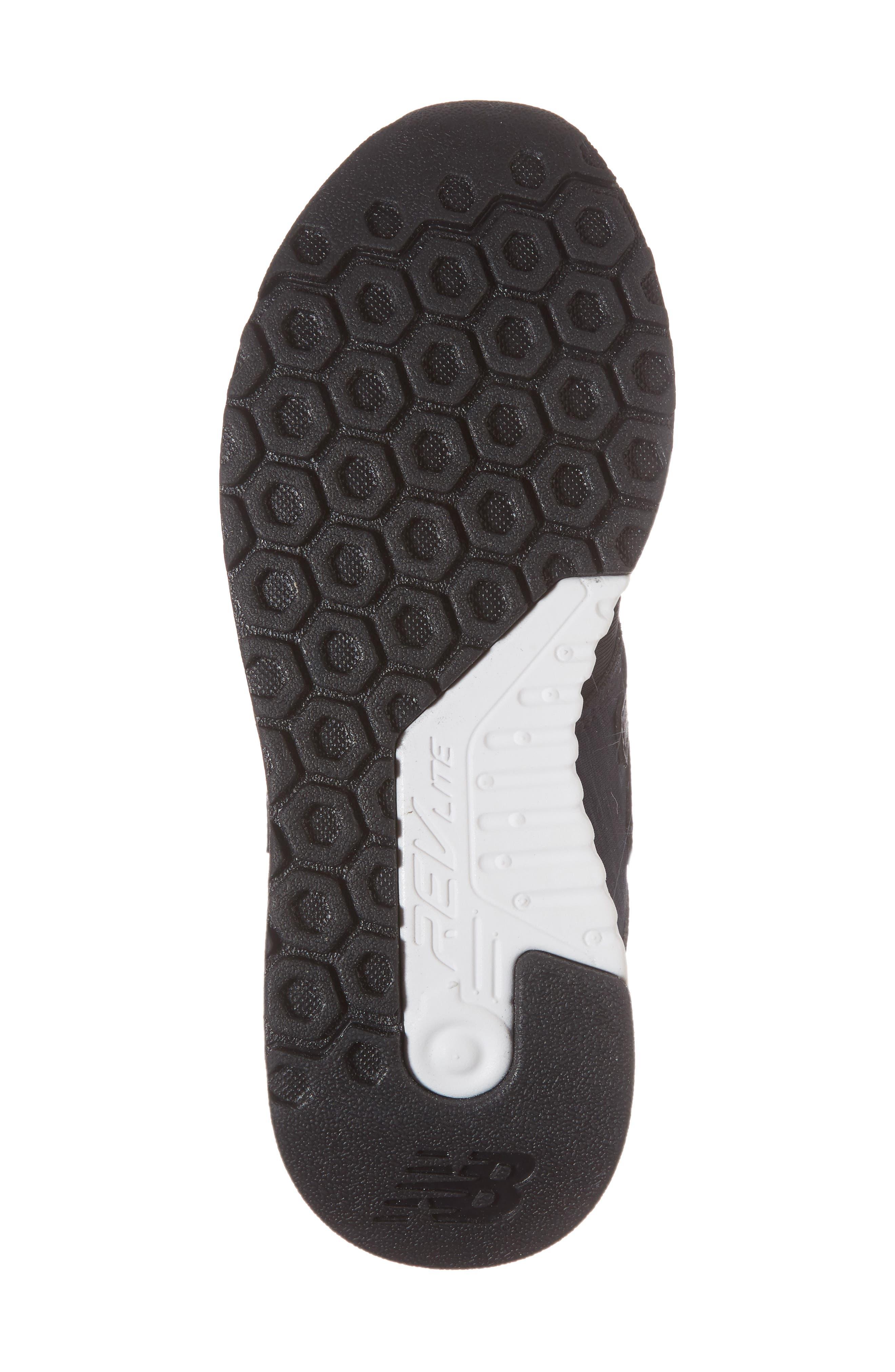 247 Classic Sneaker,                             Alternate thumbnail 6, color,                             Black