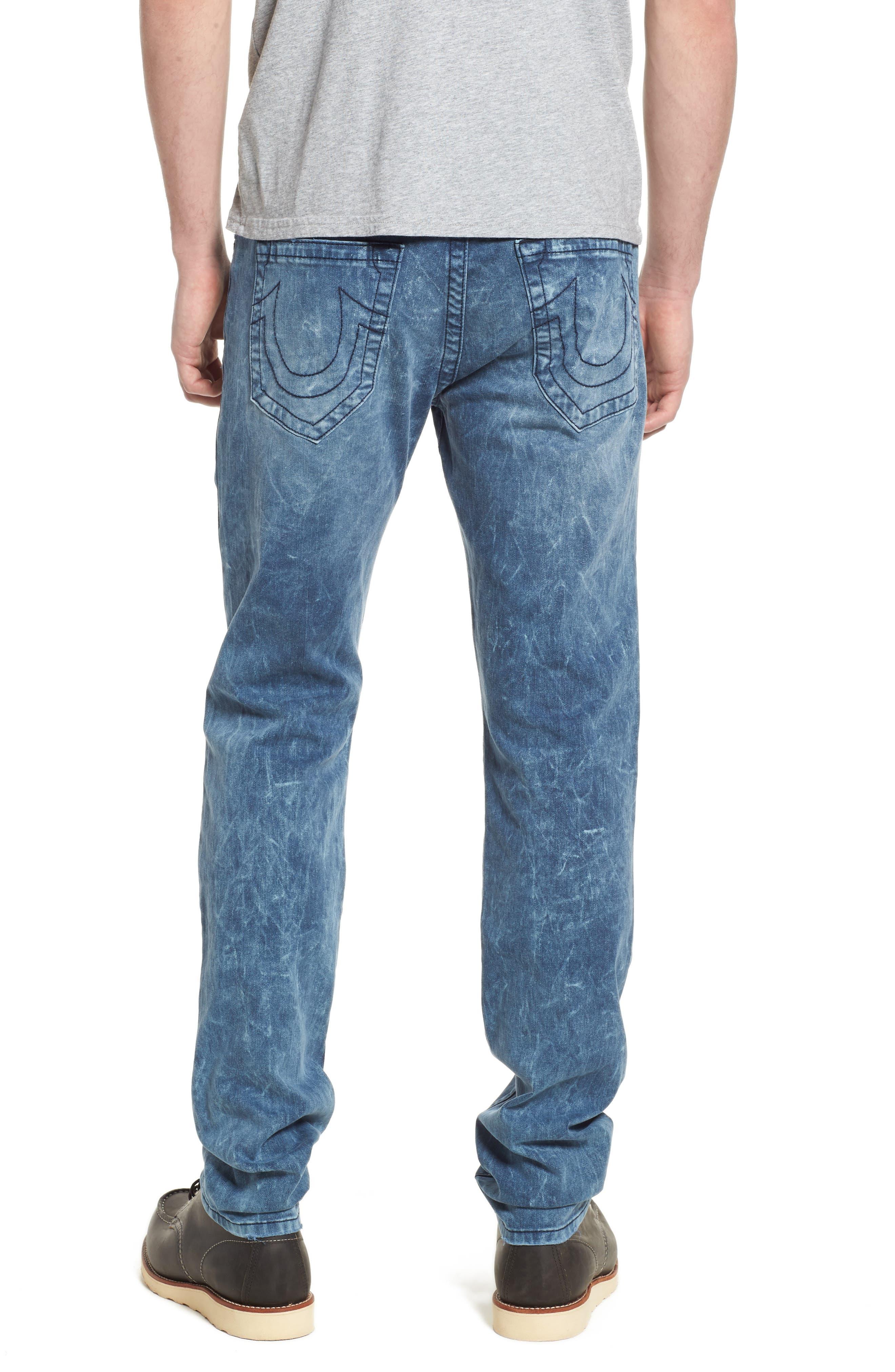 Alternate Image 2  - True Religion Brand Jeans Rocco Skinny Fit Jeans
