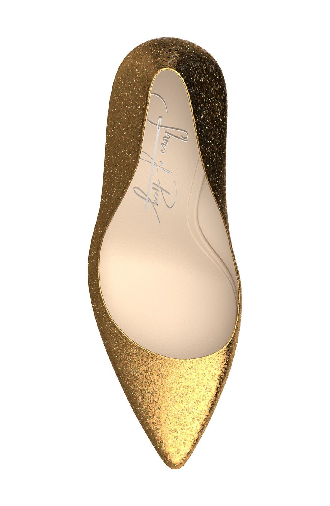Alternate Image 6  - Shoes of Prey Pointy Toe Pump (Women) (Nordstrom Exclusive)