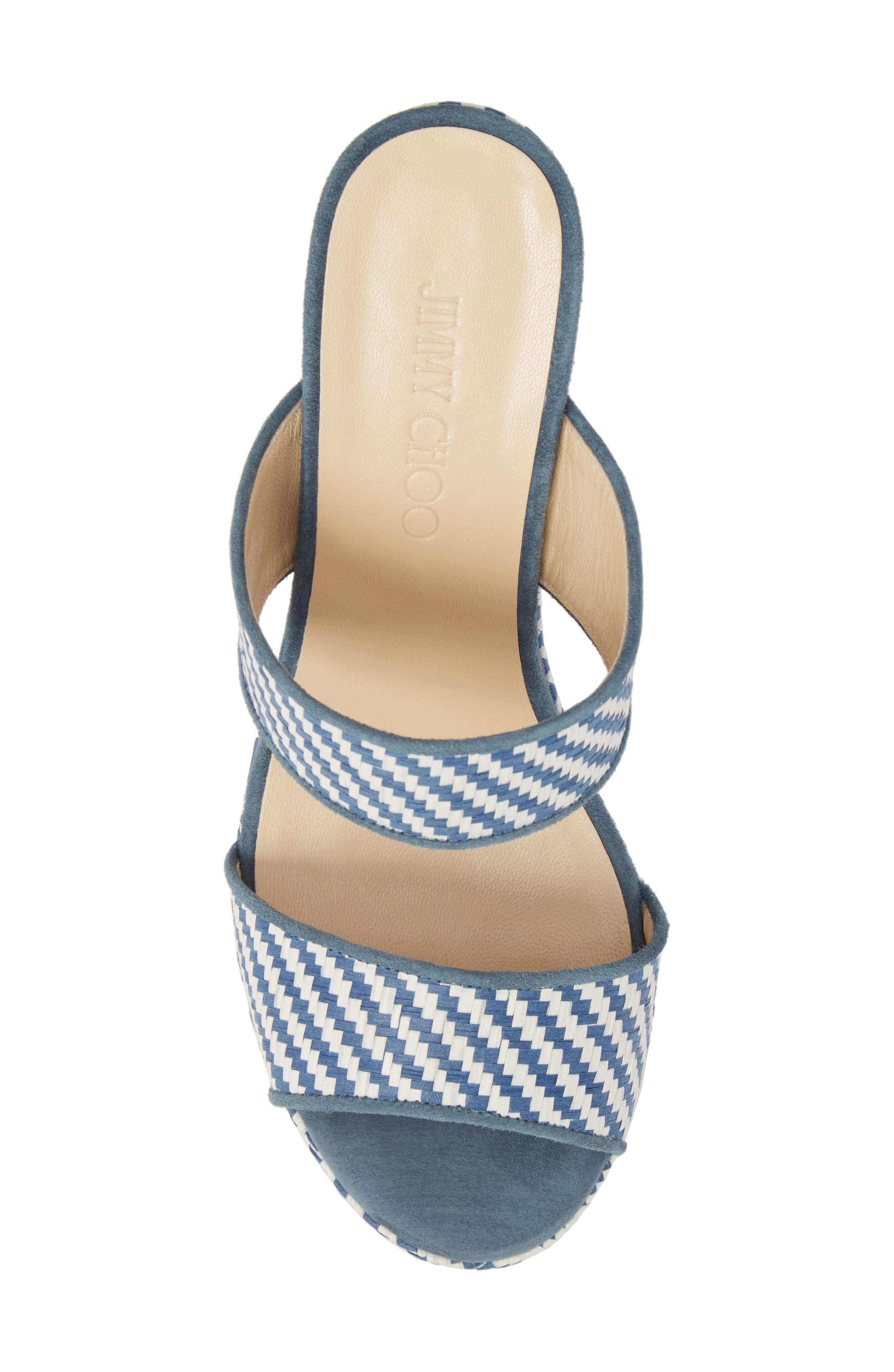 Alternate Image 5  - Jimmy Choo Parker Platform Wedge (Women)