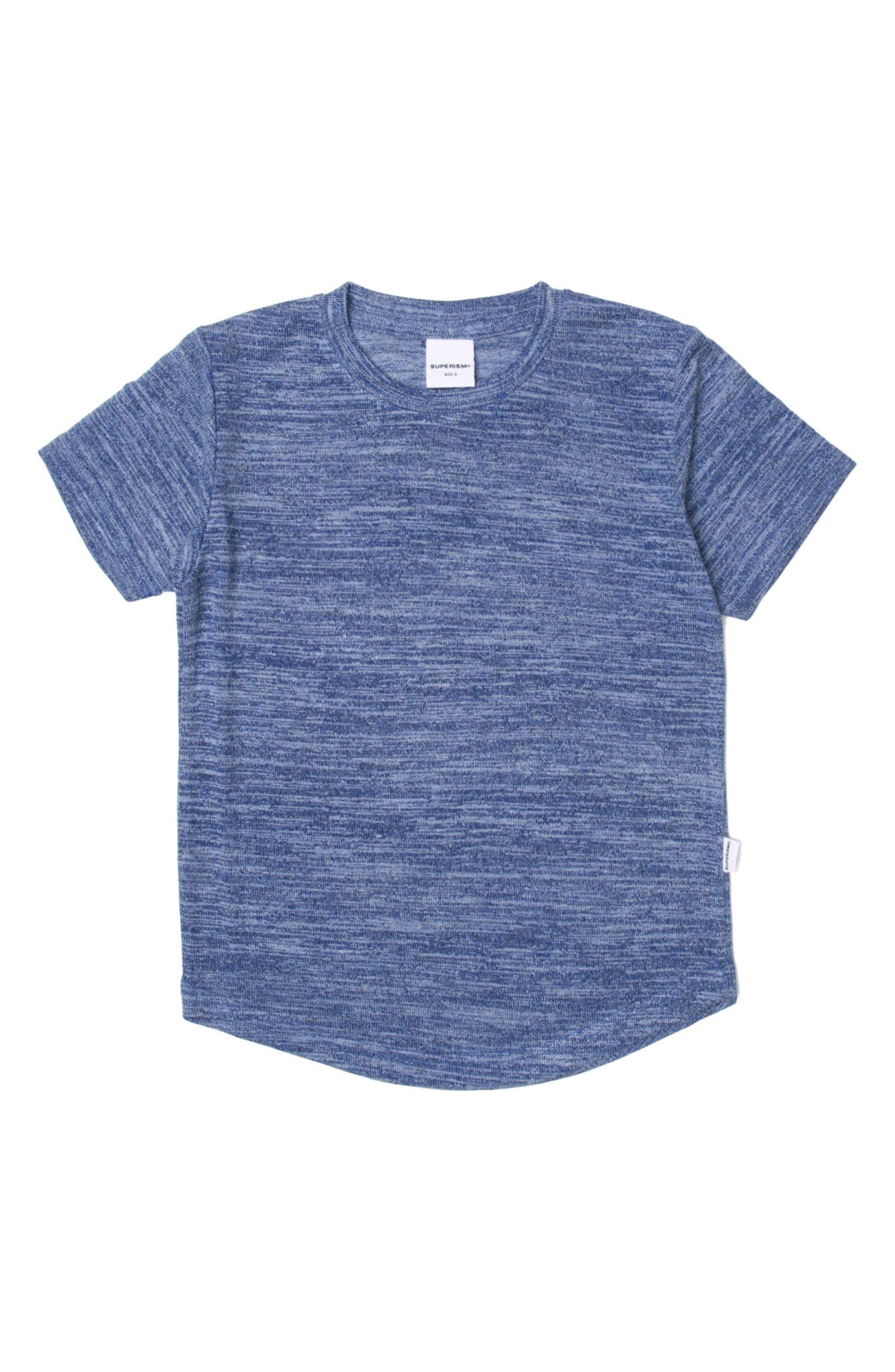 Landon T-Shirt,                         Main,                         color, Blue
