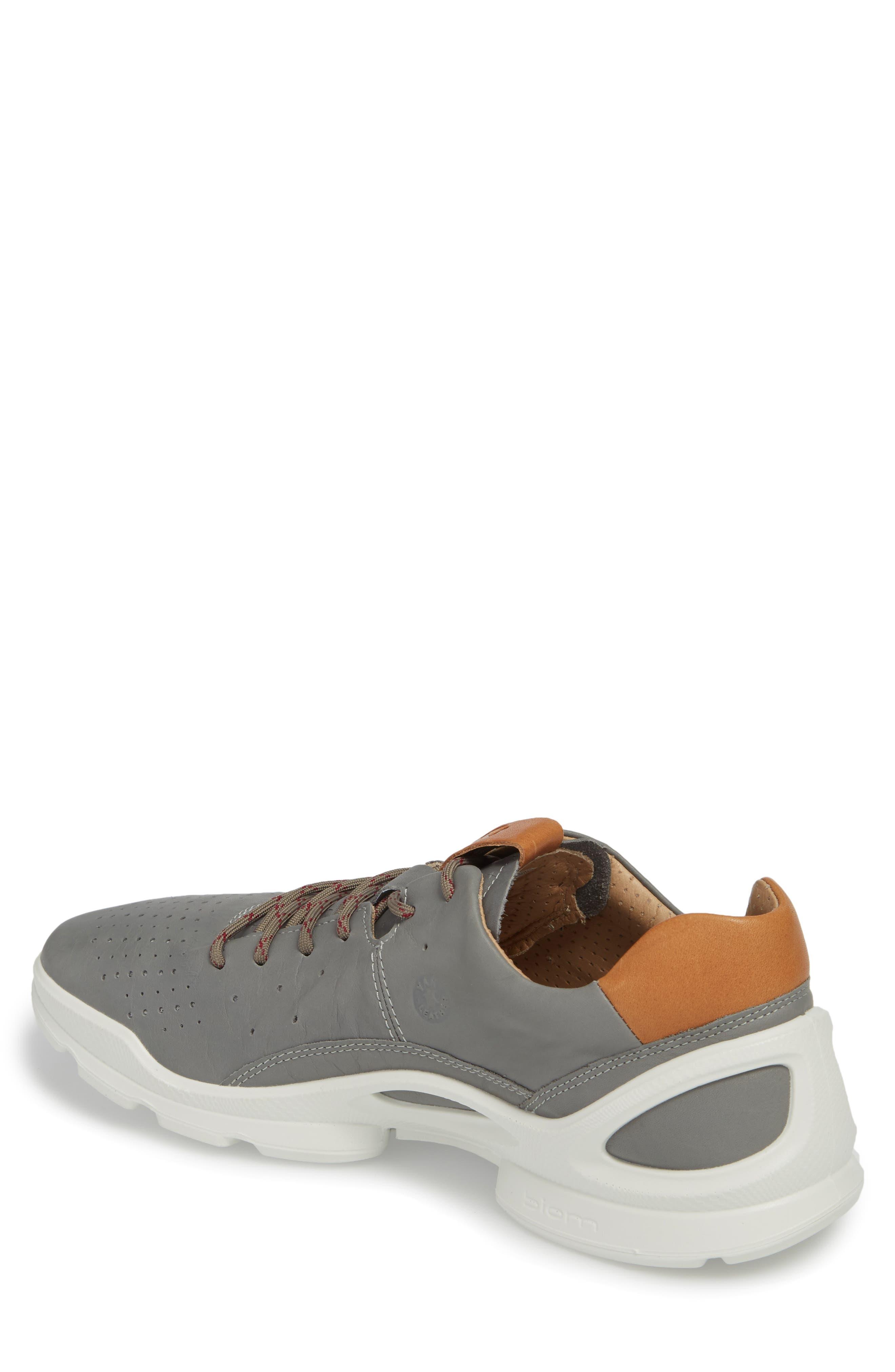 Biom Street Sneaker,                             Alternate thumbnail 2, color,                             Wild Dove Leather
