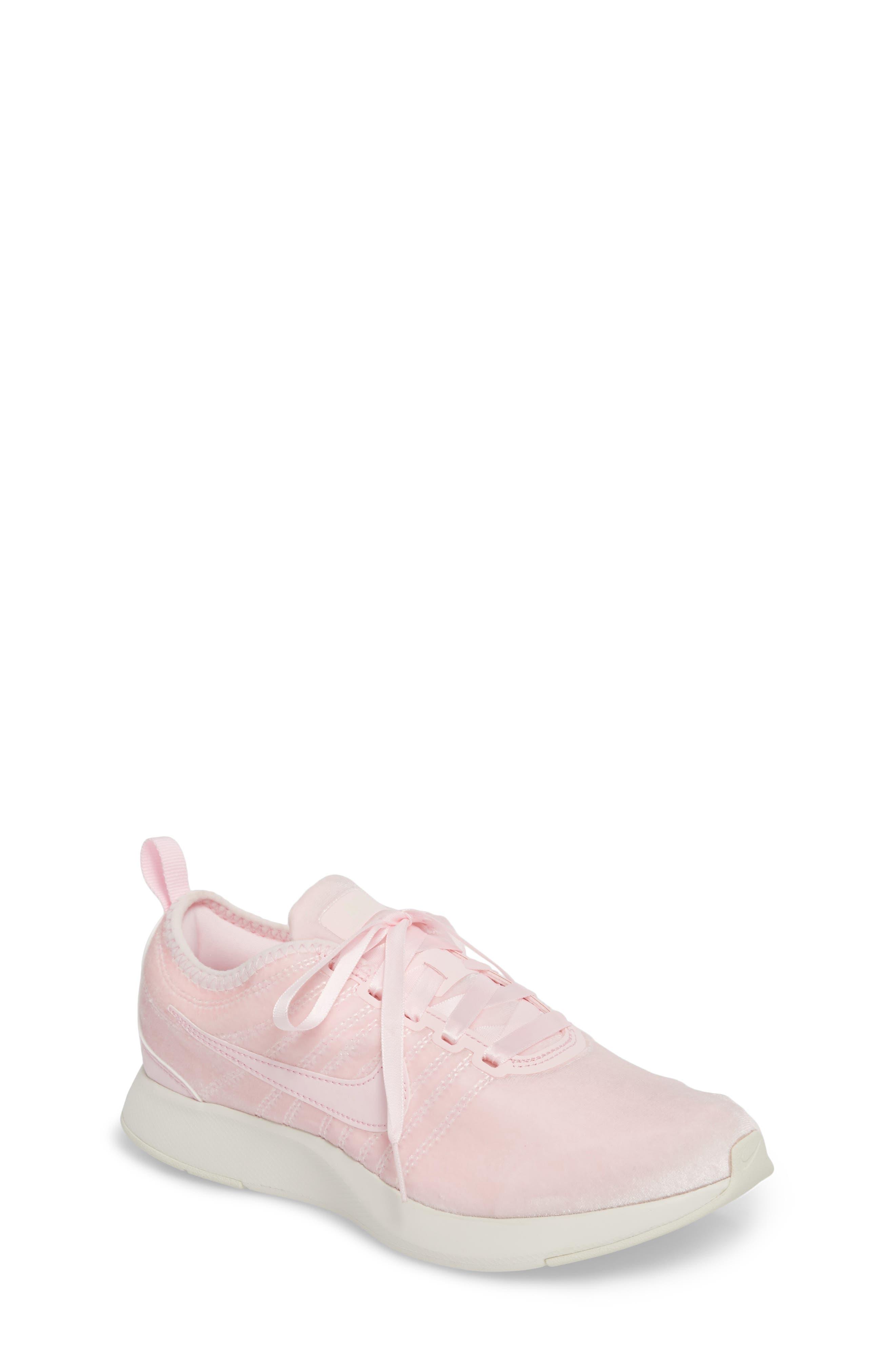 Dualtone Racer SE Sneaker,                             Main thumbnail 1, color,                             Arctic Pink/ Arctic Pink/ Sail
