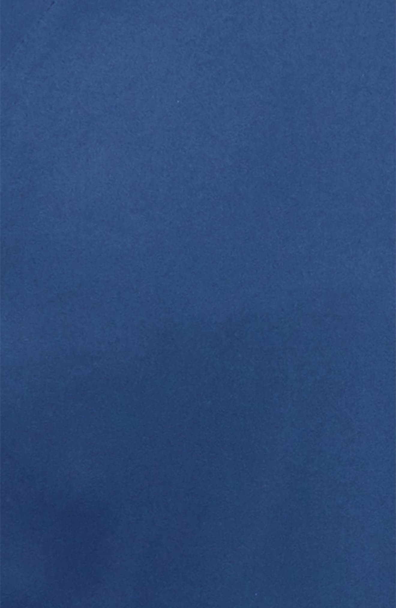 Water Resistant Varsity Jacket,                             Alternate thumbnail 2, color,                             Uniform Blue