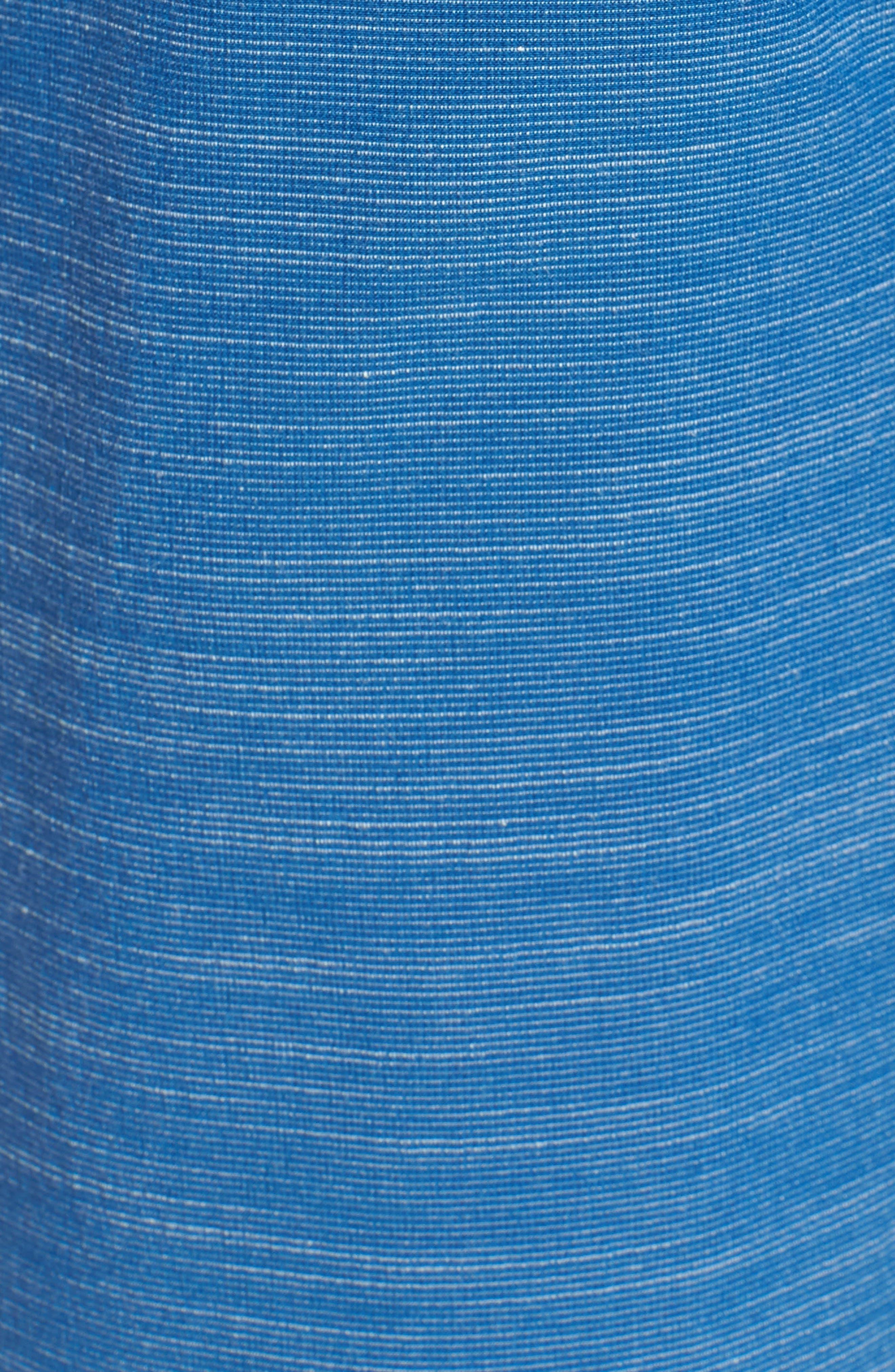 Locked Slub Hybrid Shorts,                             Alternate thumbnail 5, color,                             Air Force Blue
