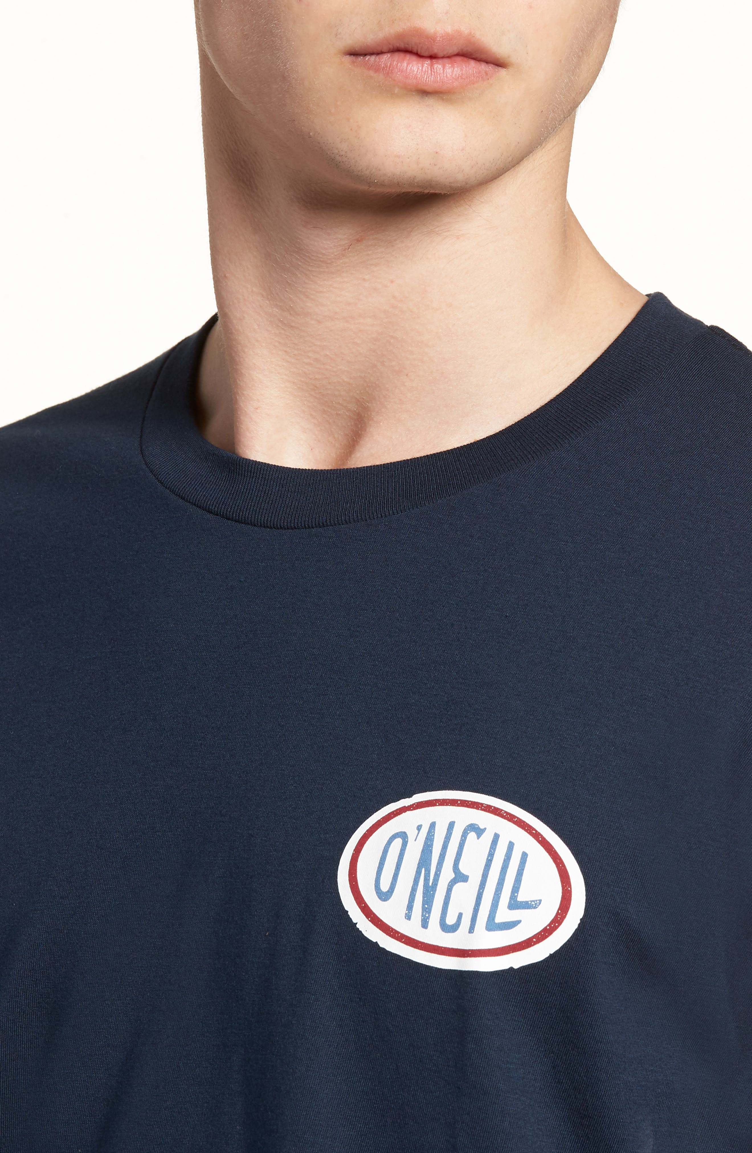 Alternate Image 4  - O'Neill Gasser Graphic T-Shirt