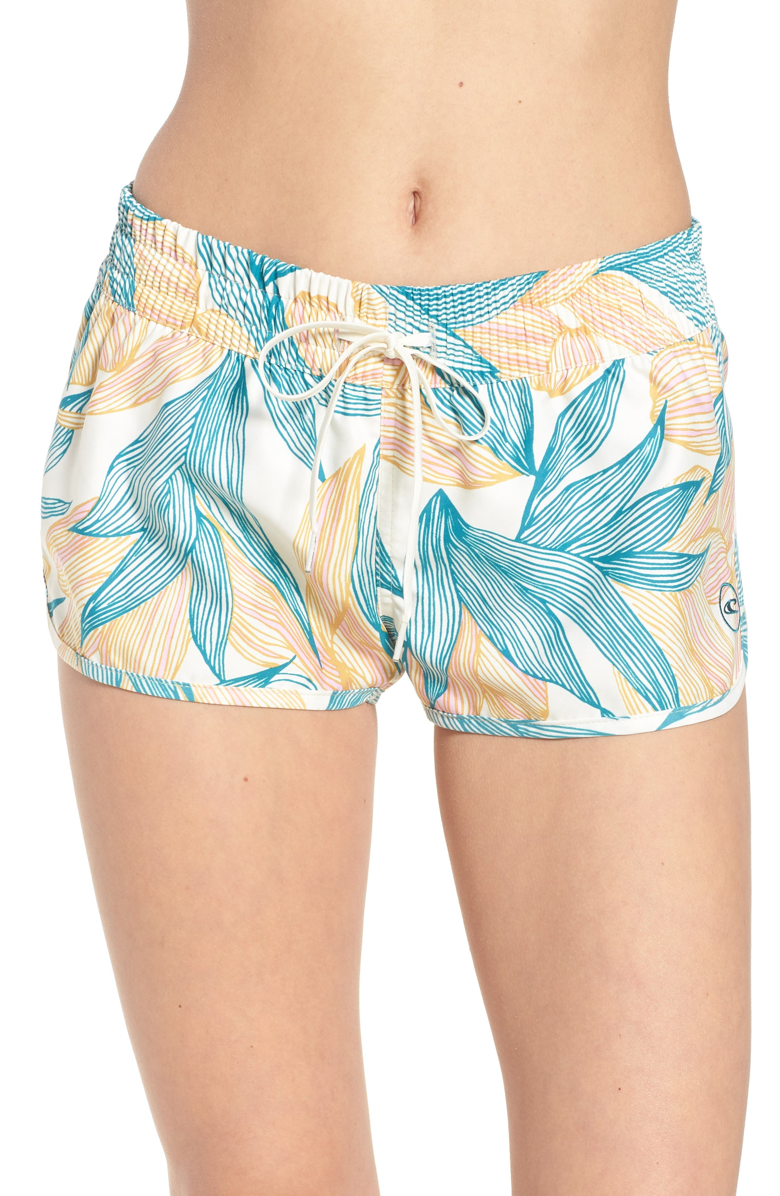 Bayside 2 Dynasuede Board Shorts,                         Main,                         color, Island Turquoise