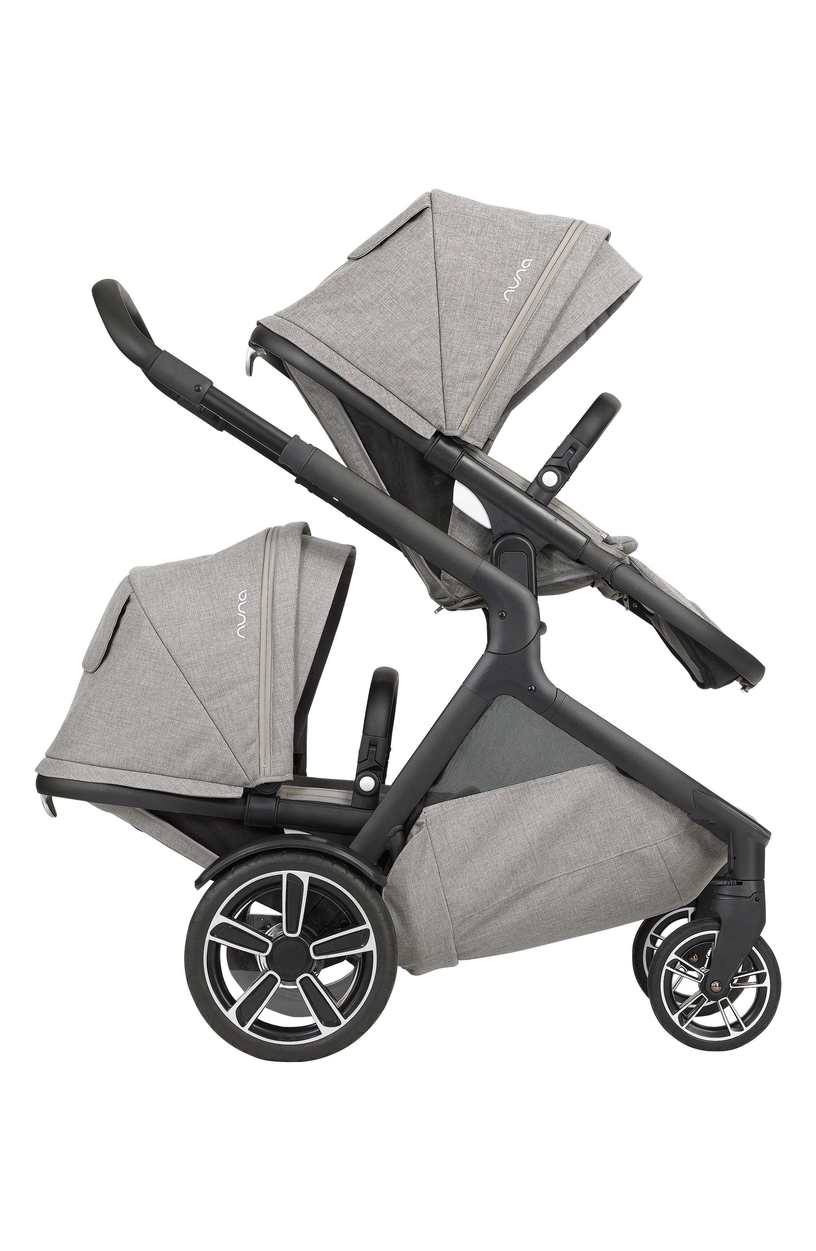 DEMI<sup>™</sup> Grow Stroller,                             Alternate thumbnail 4, color,                             Frost