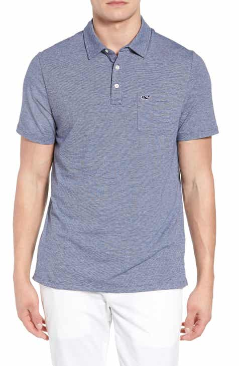 fe553f2b vineyard vines Edgartown Polo Shirt