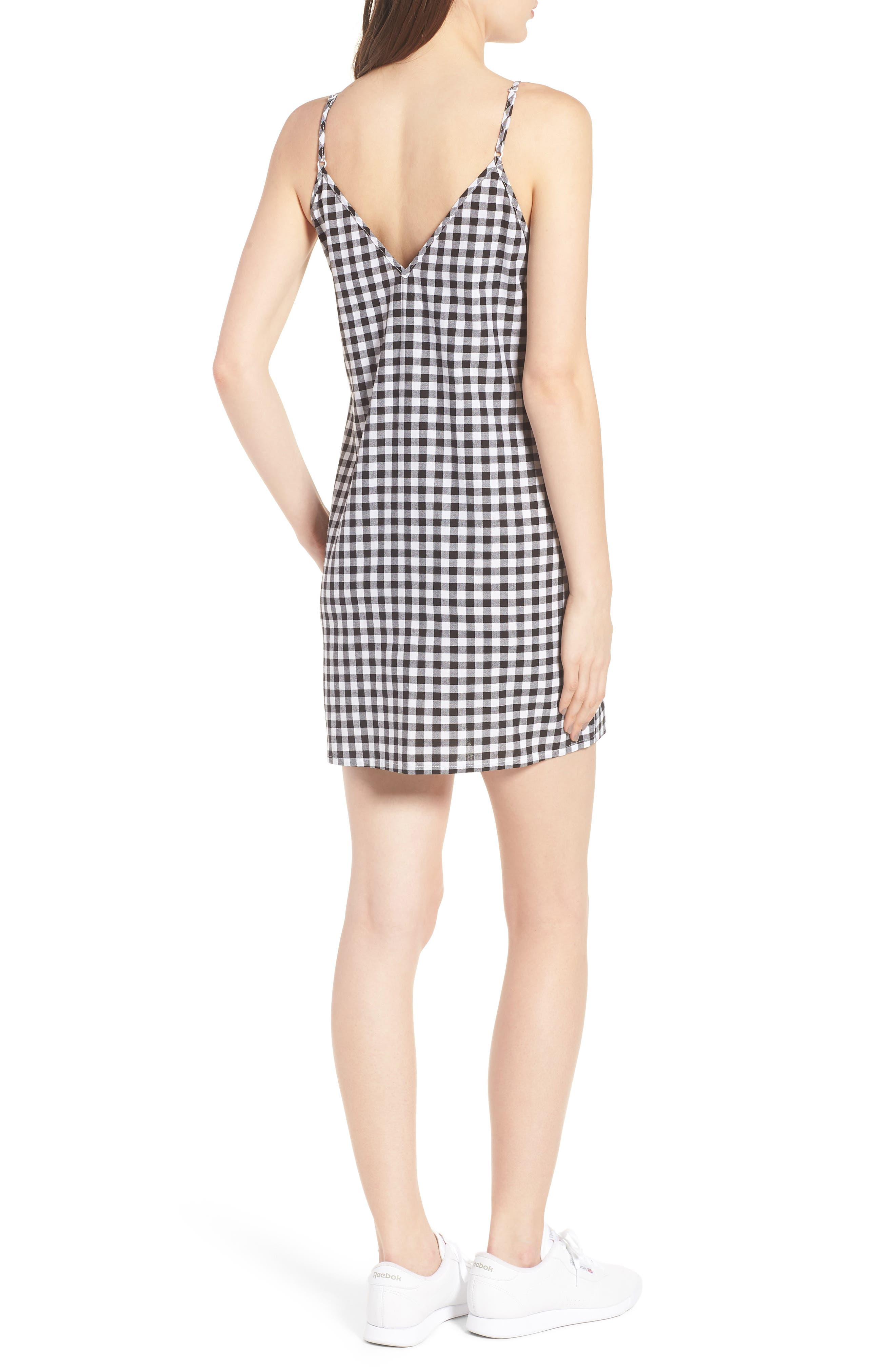 Alternate Image 2  - The Fifth Label Idyllic Gingham Dress