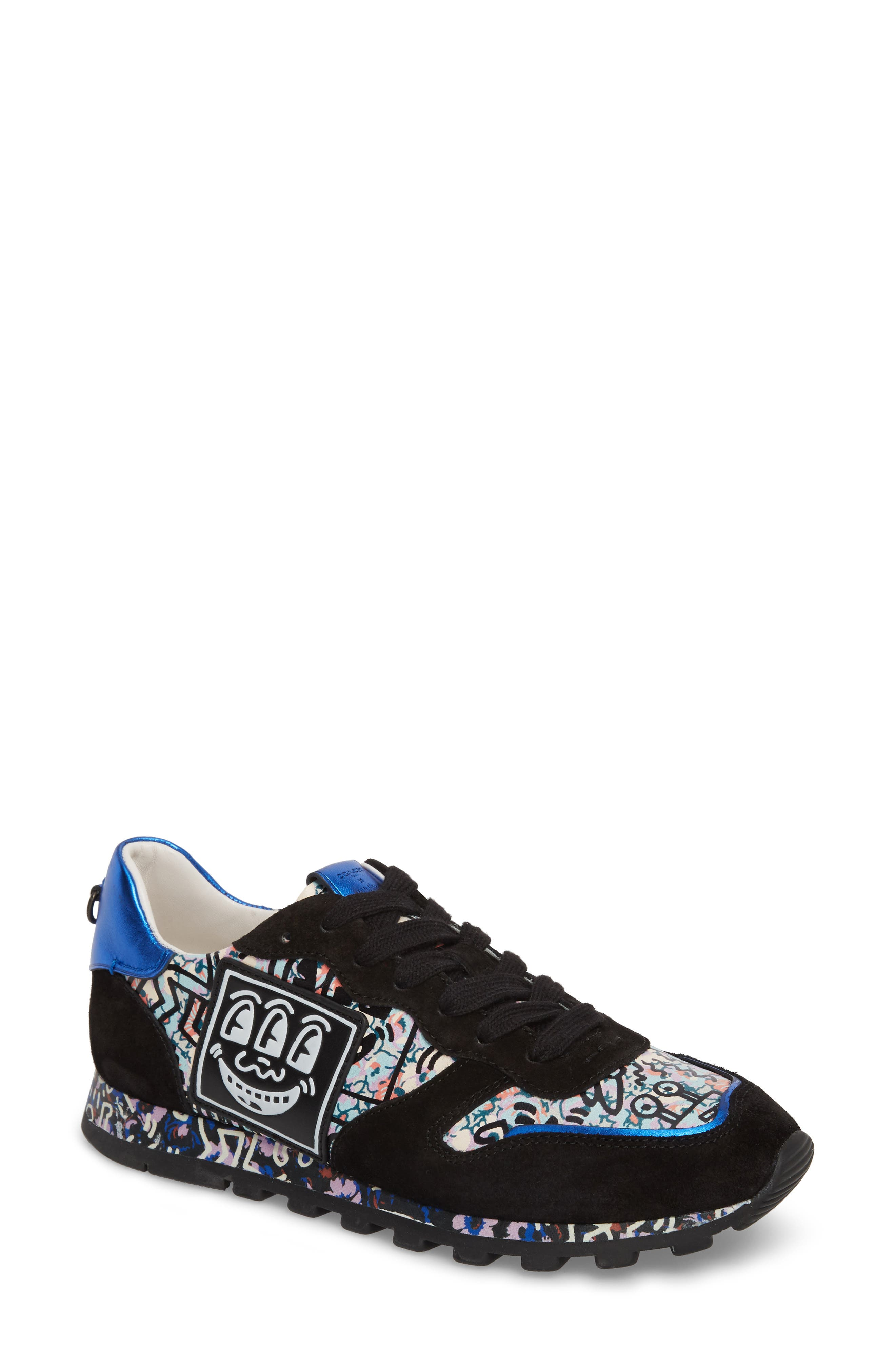 COACH x Keith Haring Graphic Sneaker (Women)
