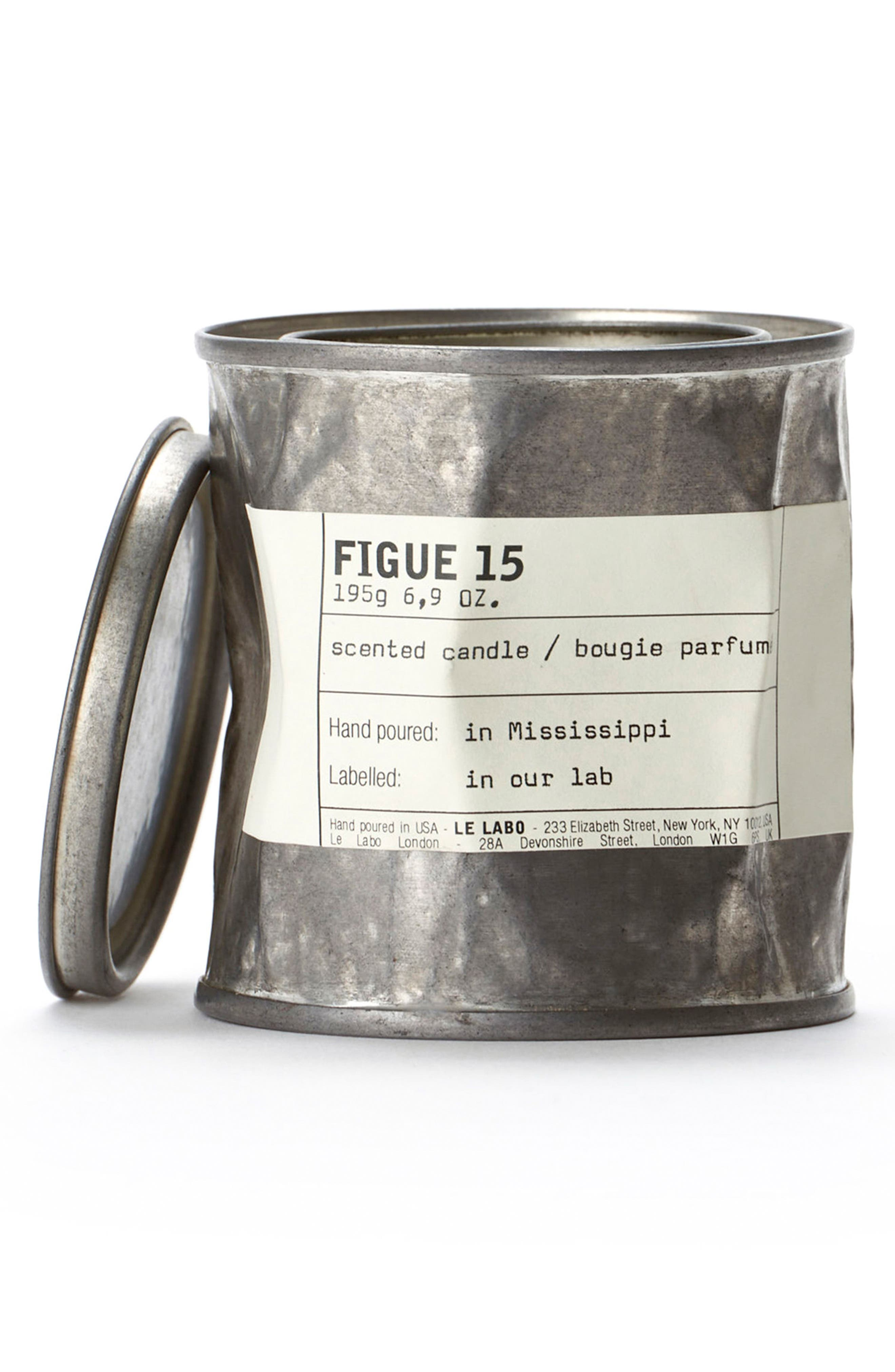 'Figue 15' Vintage Candle Tin,                         Main,                         color, No Color