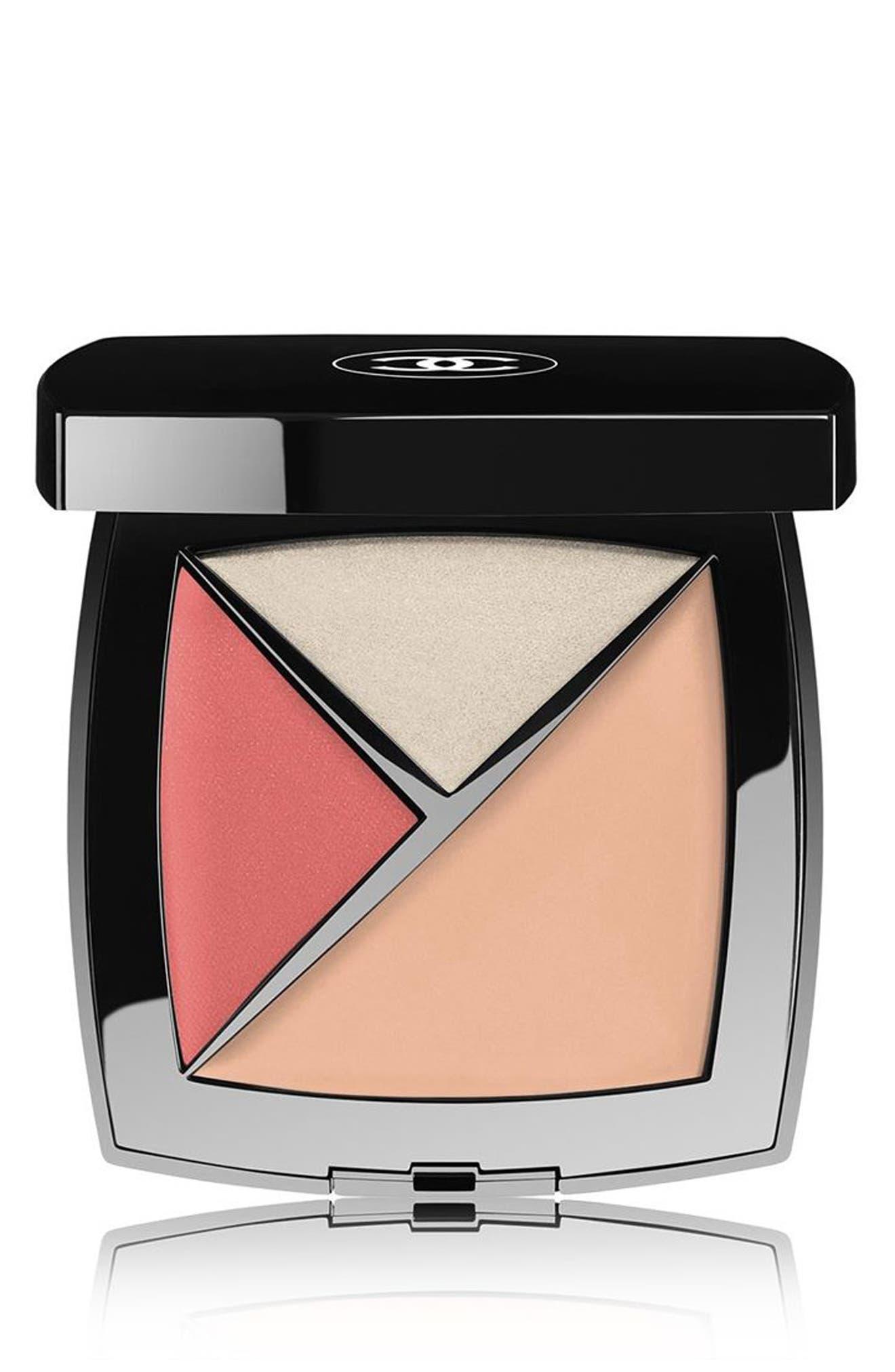 PALETTE ESSENTIELLE Conceal & Highlight Palette,                             Main thumbnail 1, color,                             180 Rose Petale