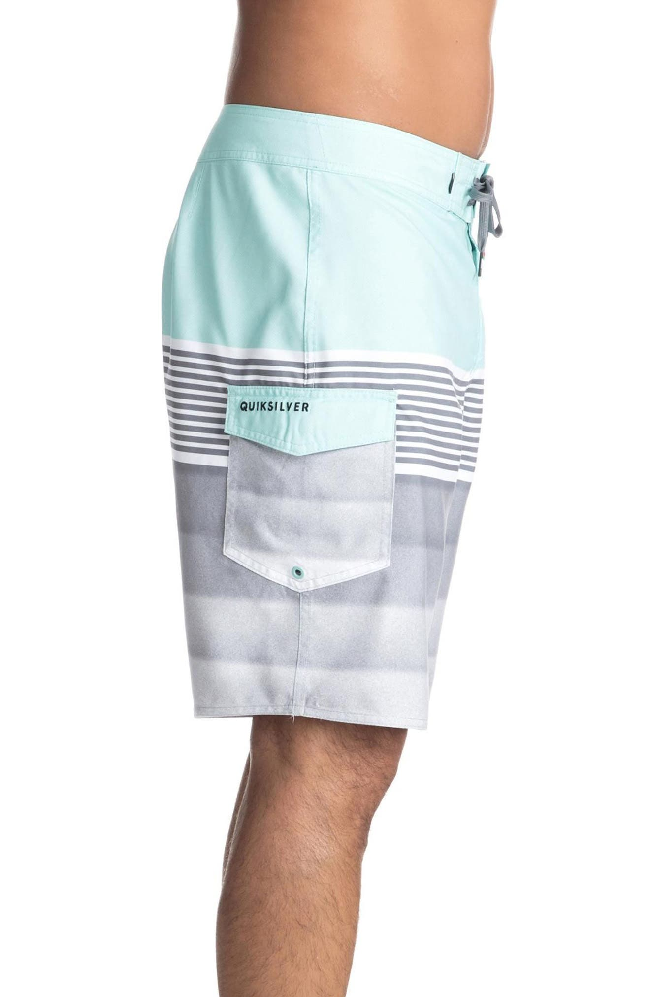 Division Board Shorts,                             Alternate thumbnail 3, color,                             Eggshell Blue