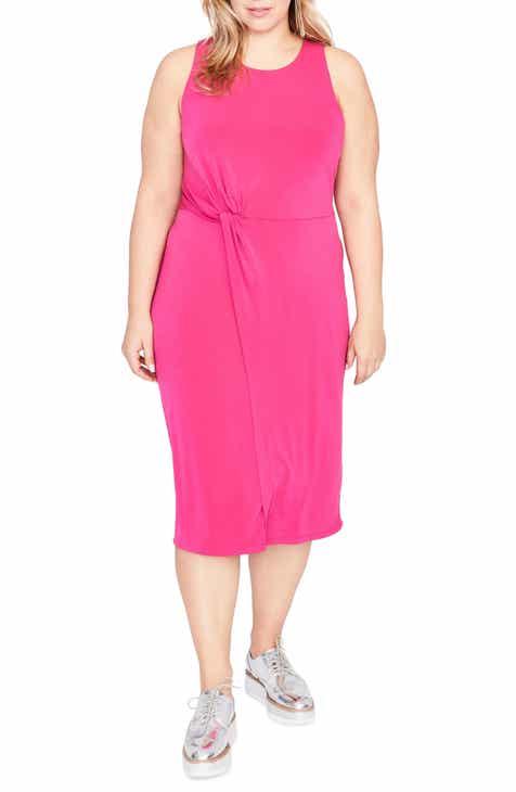 Women S Pink Plus Size Dresses Nordstrom