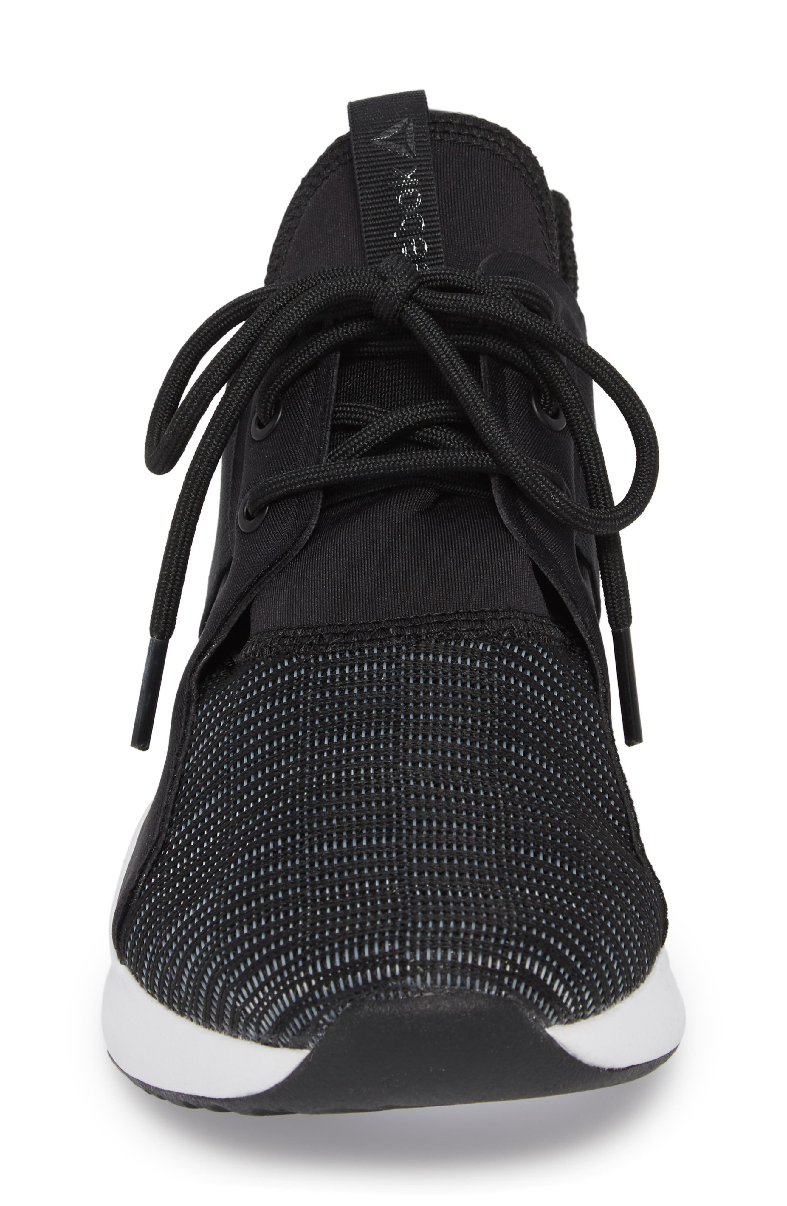 Guresu 1.0 High Top Sneaker,                             Alternate thumbnail 4, color,                             Black/ White
